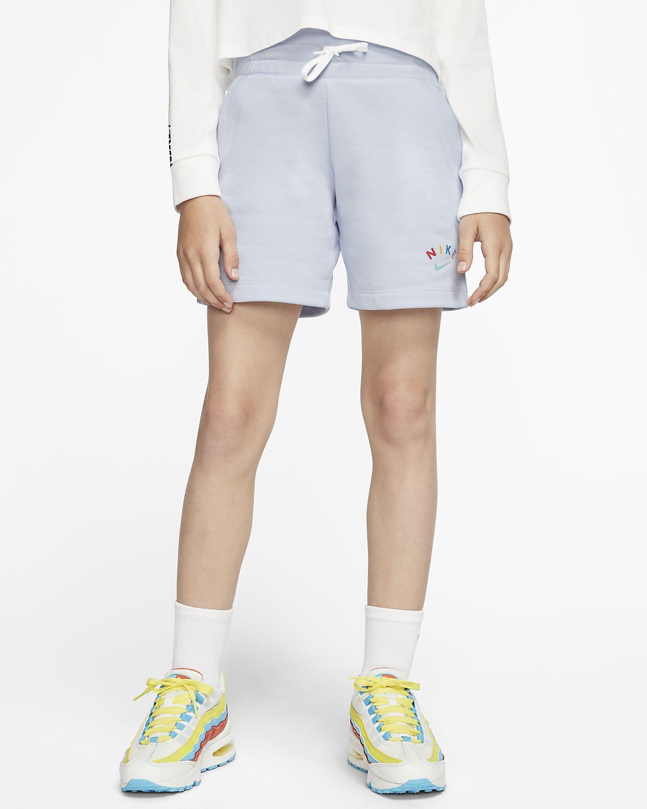 Nike Sportswear 大童 (女童) 短褲