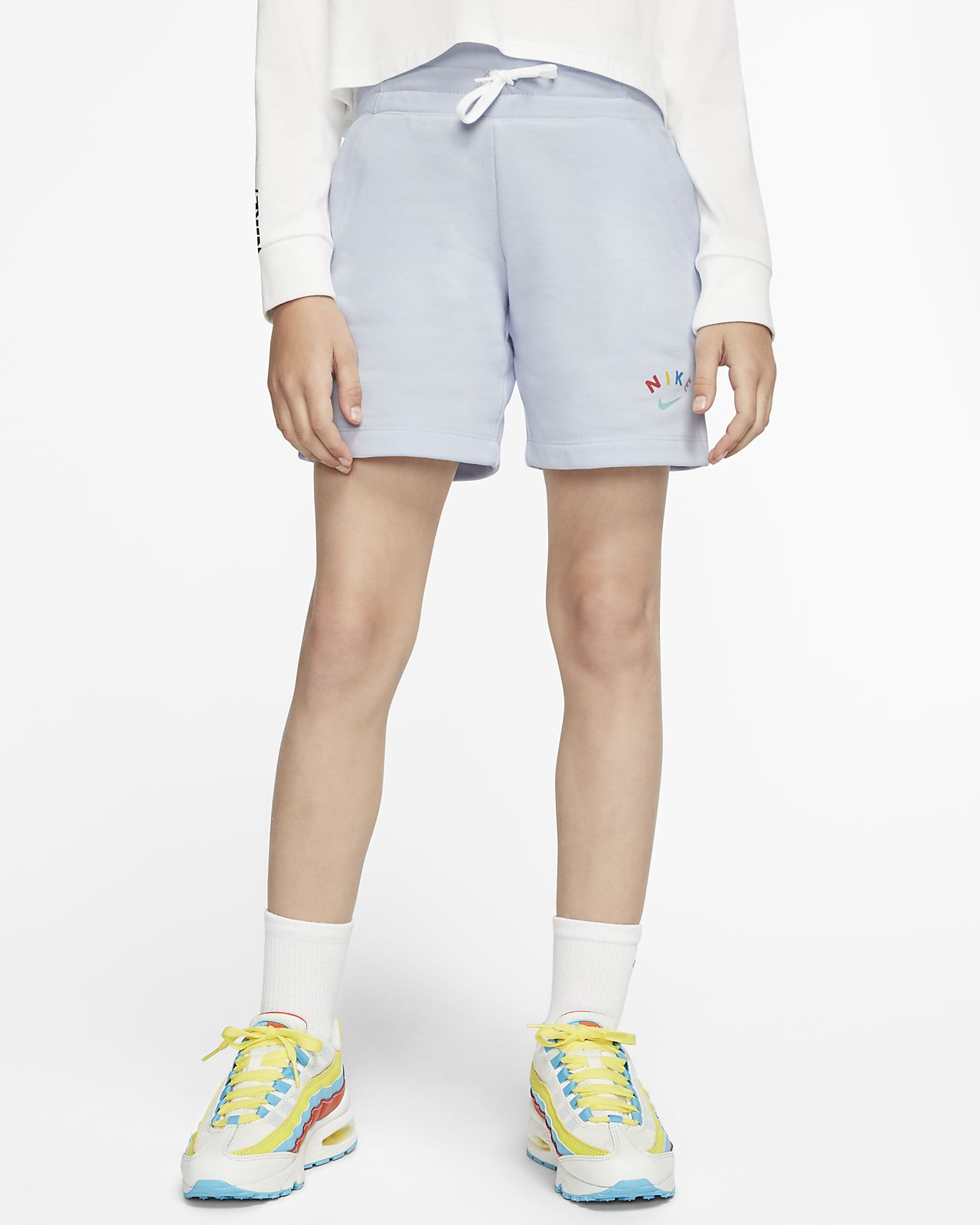 Nike Sportswear Older Kids' (Girls') Shorts