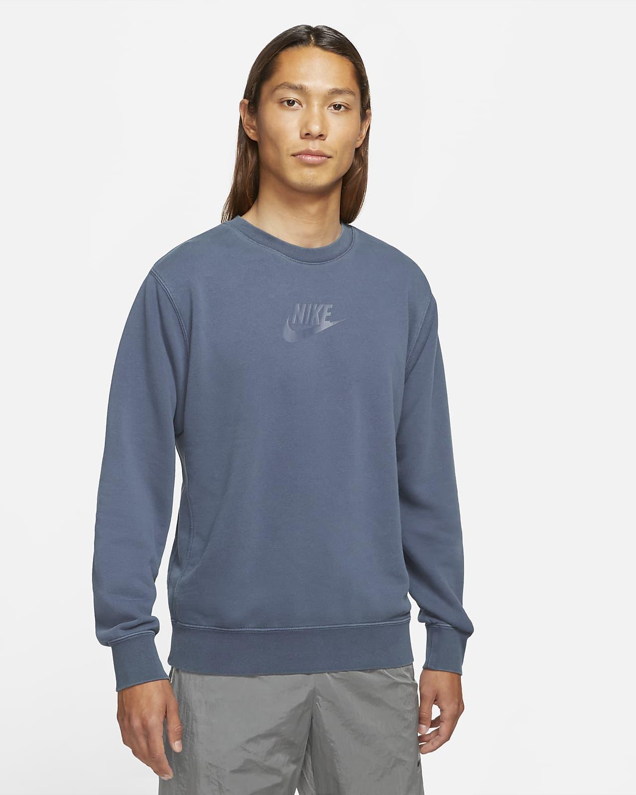 Nike Sportswear Essentials+ Men's French Terry Crew Sweatshirt