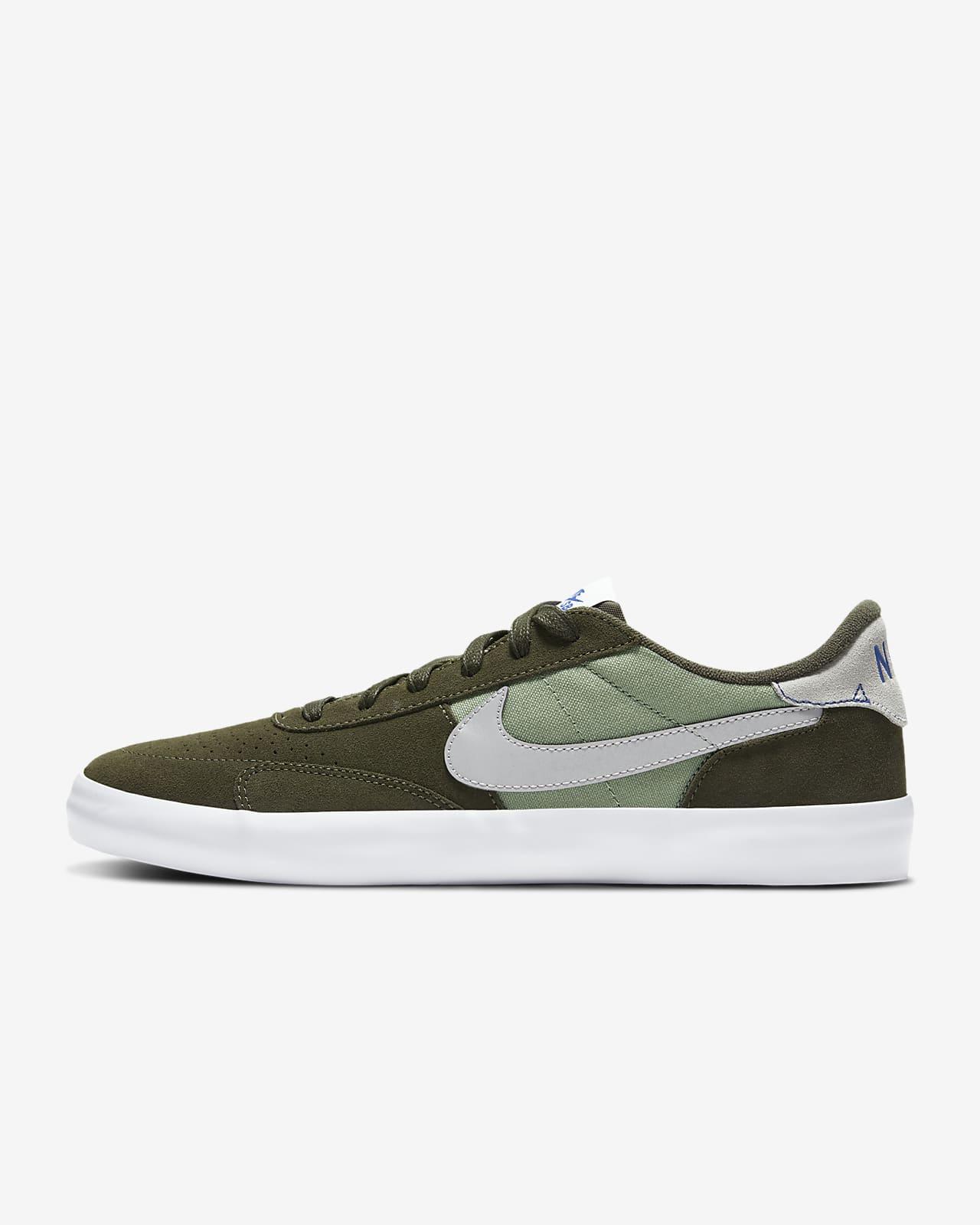 Nike SB Heritage Vulc Premium Skate Shoe
