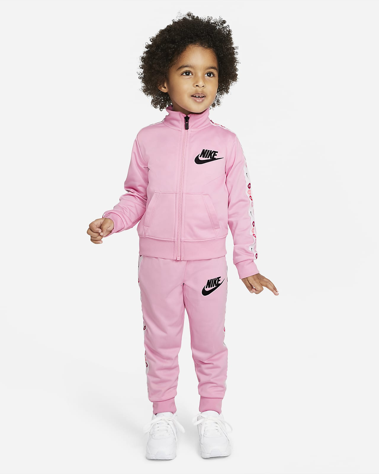 Nike-tracksuit til småbørn