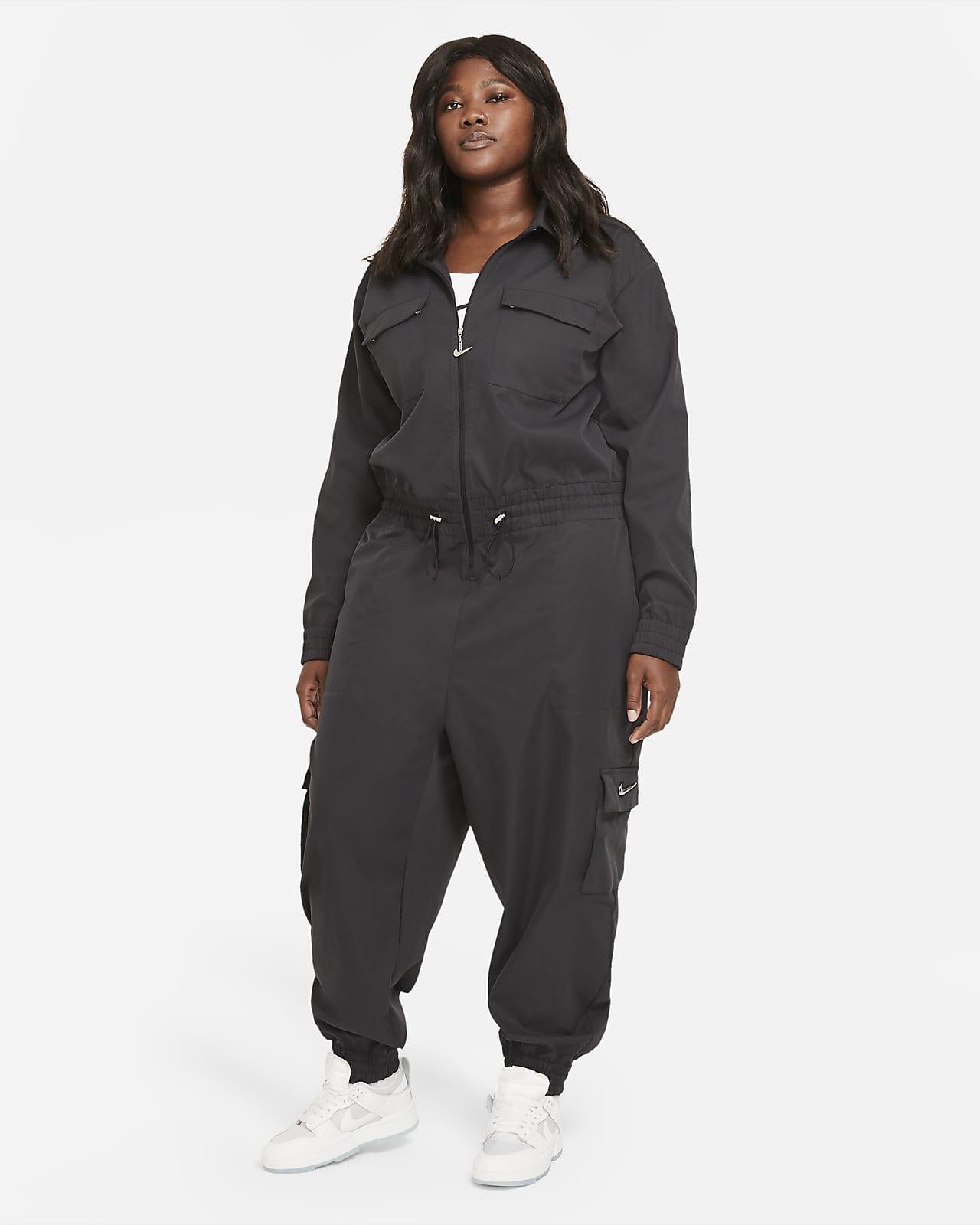 Nike Sportswear Swoosh Women's Utility Jumpsuit (Plus Size)