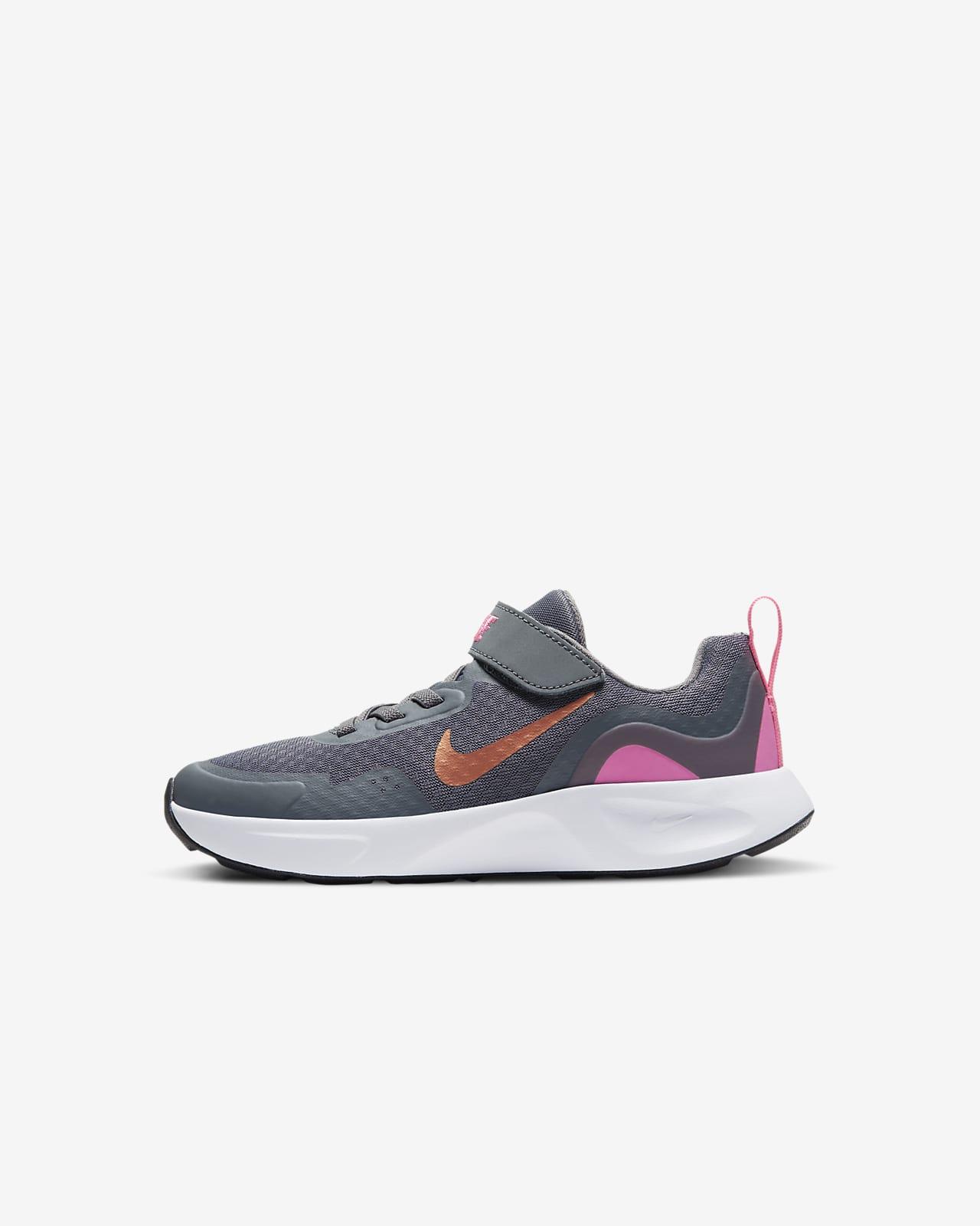 Nike WearAllDay Younger Kids' Shoe