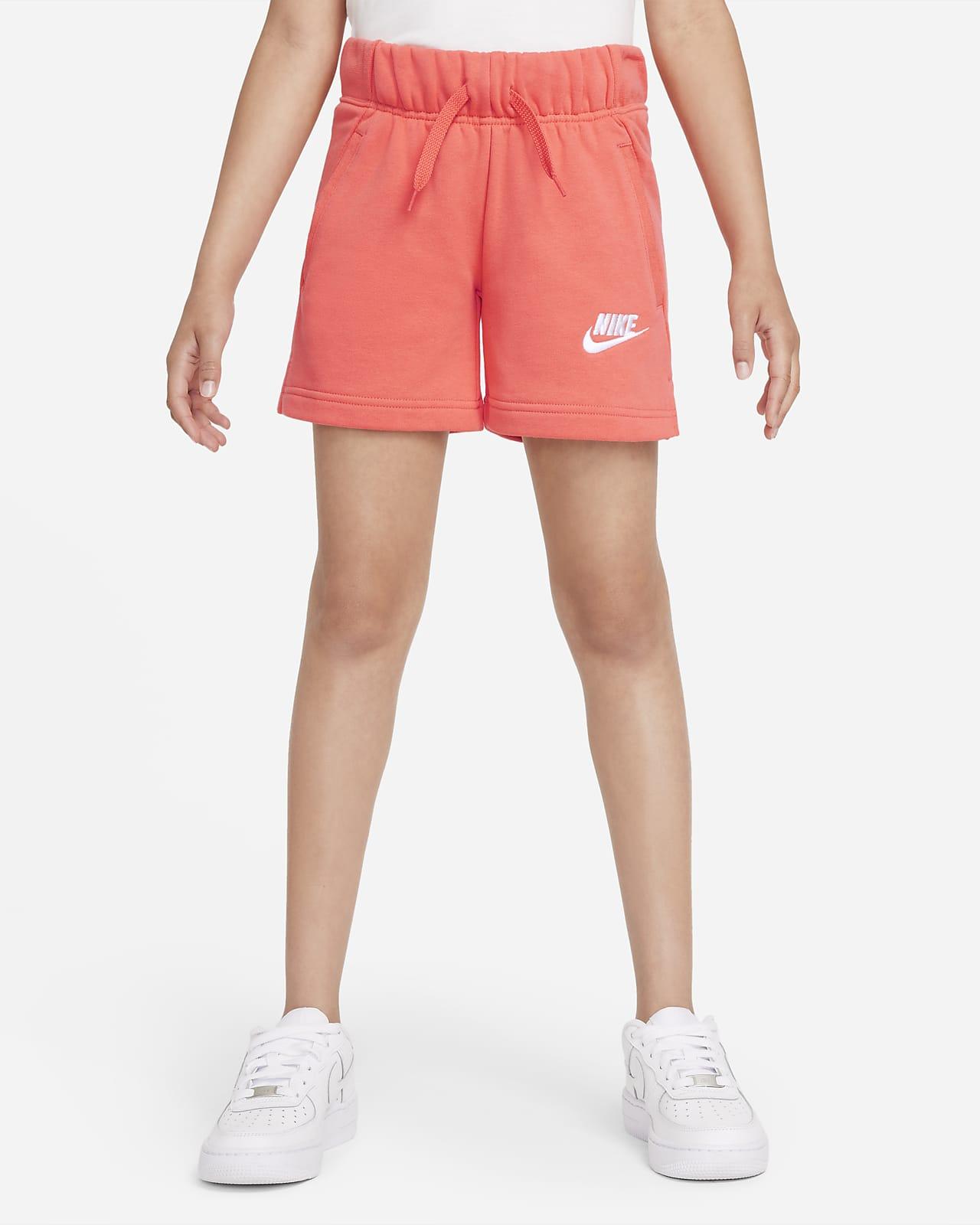 Nike Sportswear Club Older Kids' (Girls') French Terry Shorts