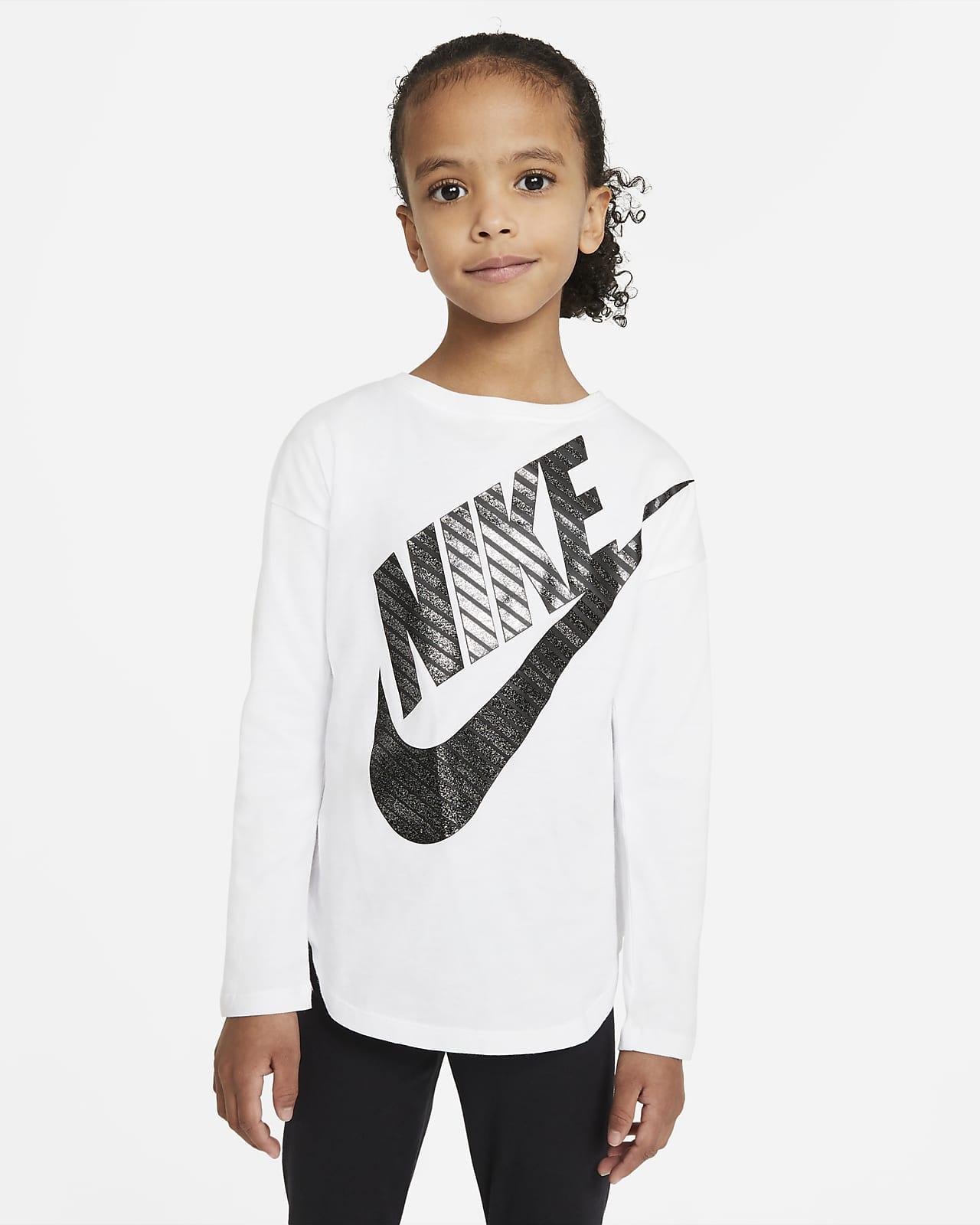 Nike 幼童长袖T恤