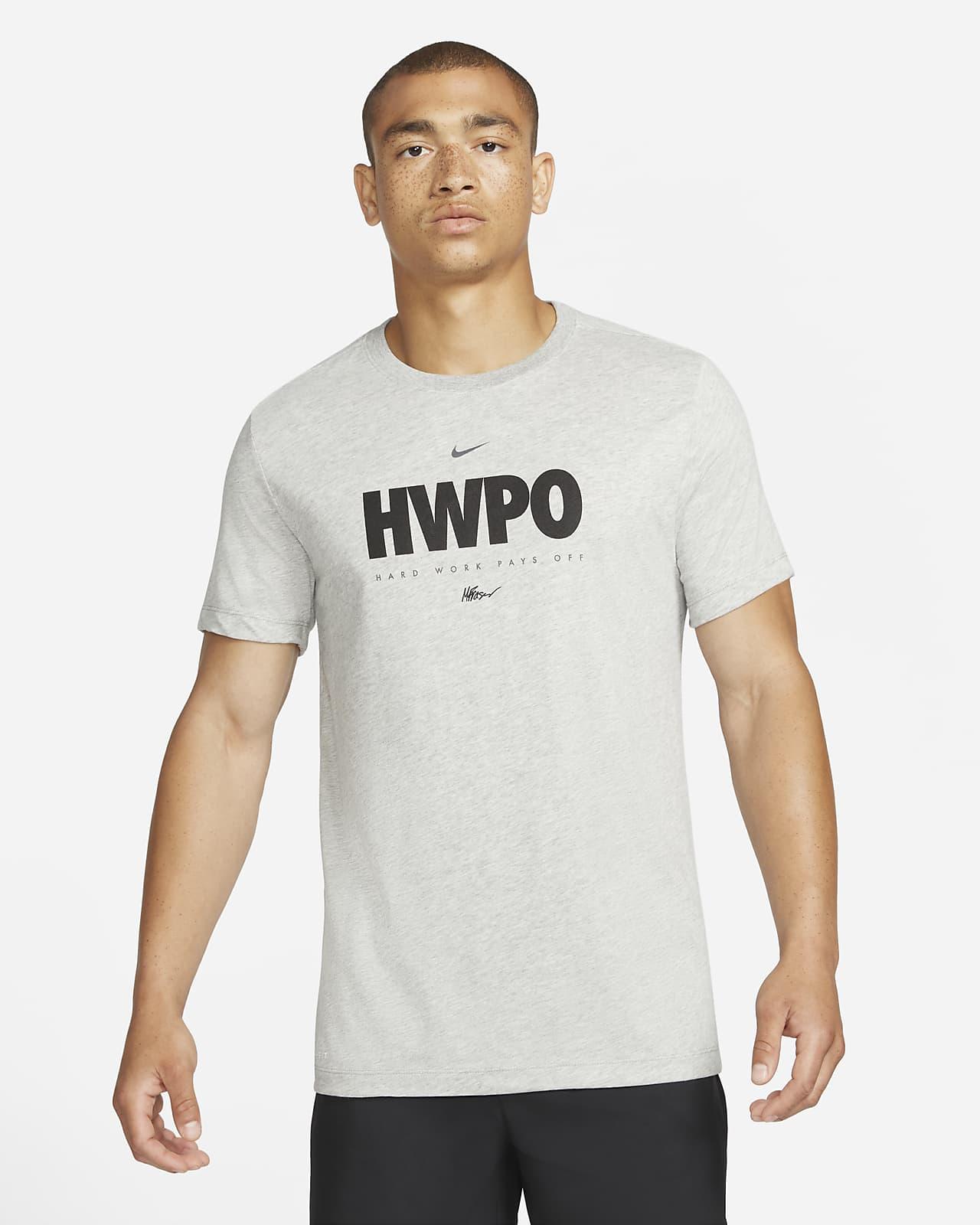 """Nike Dri-FIT """"HWPO"""" Men's Training T-Shirt"""