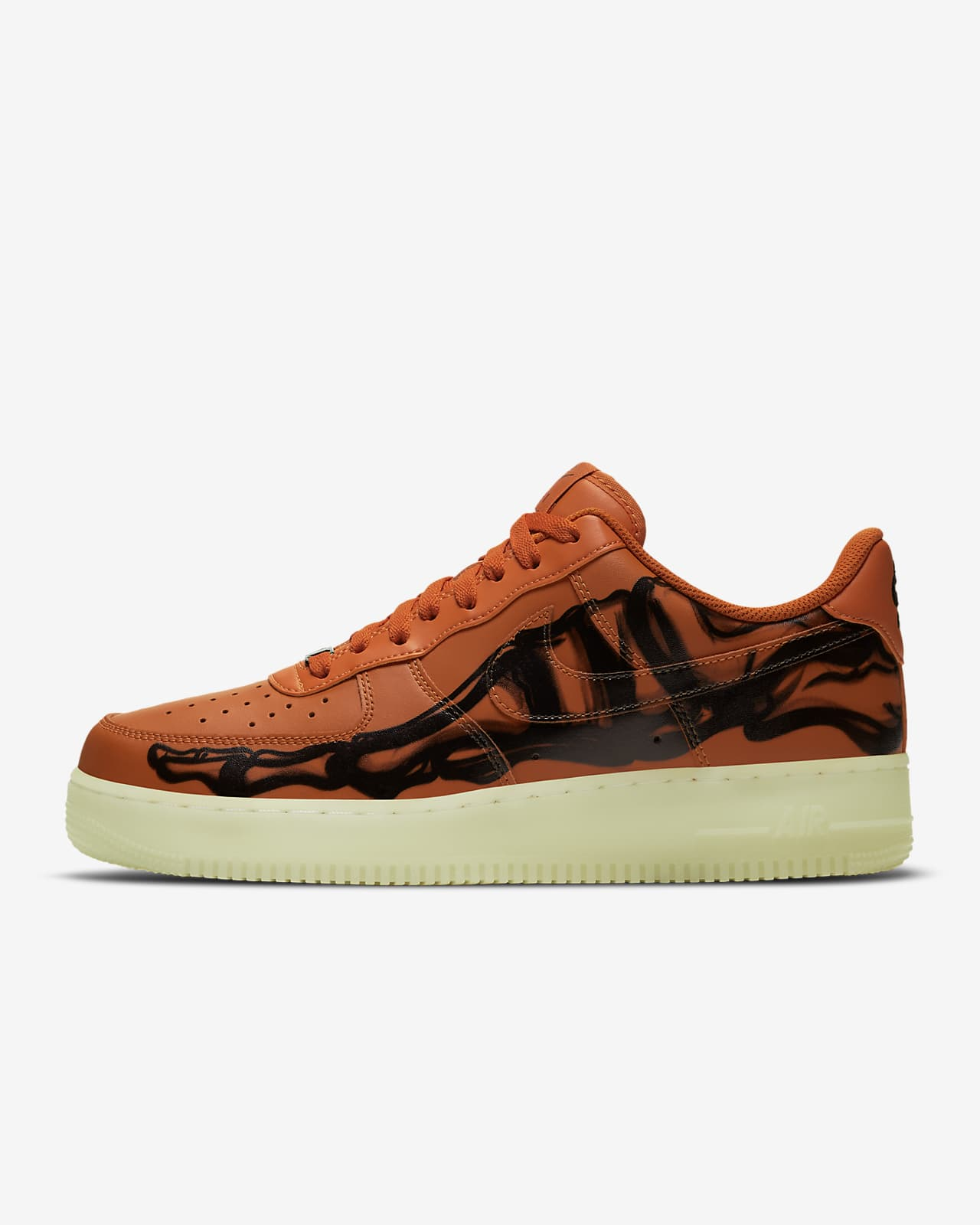 Nike Air Force 1 '07 Skeleton Men's Shoe