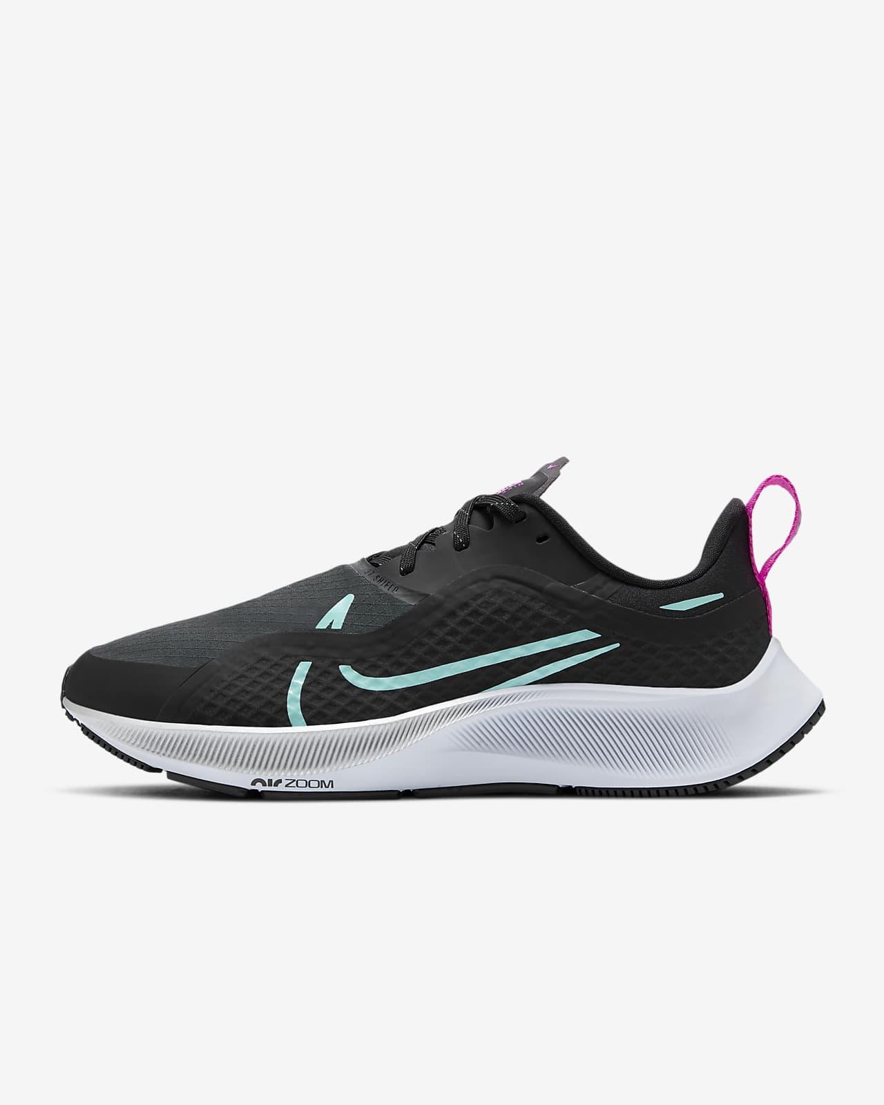 Nike Air Zoom Pegasus 37 Shield 女款跑鞋