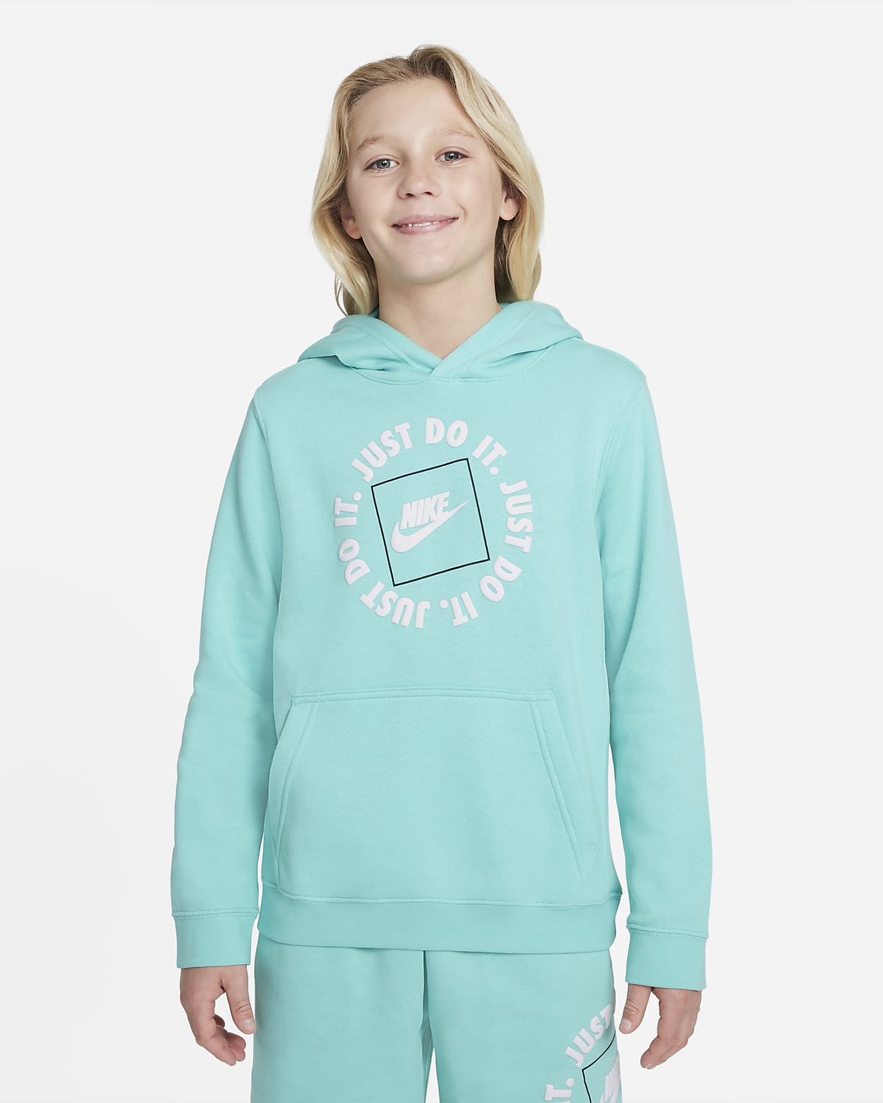 Nike Sportswear JDI Big Kids' (Boys') Hoodie