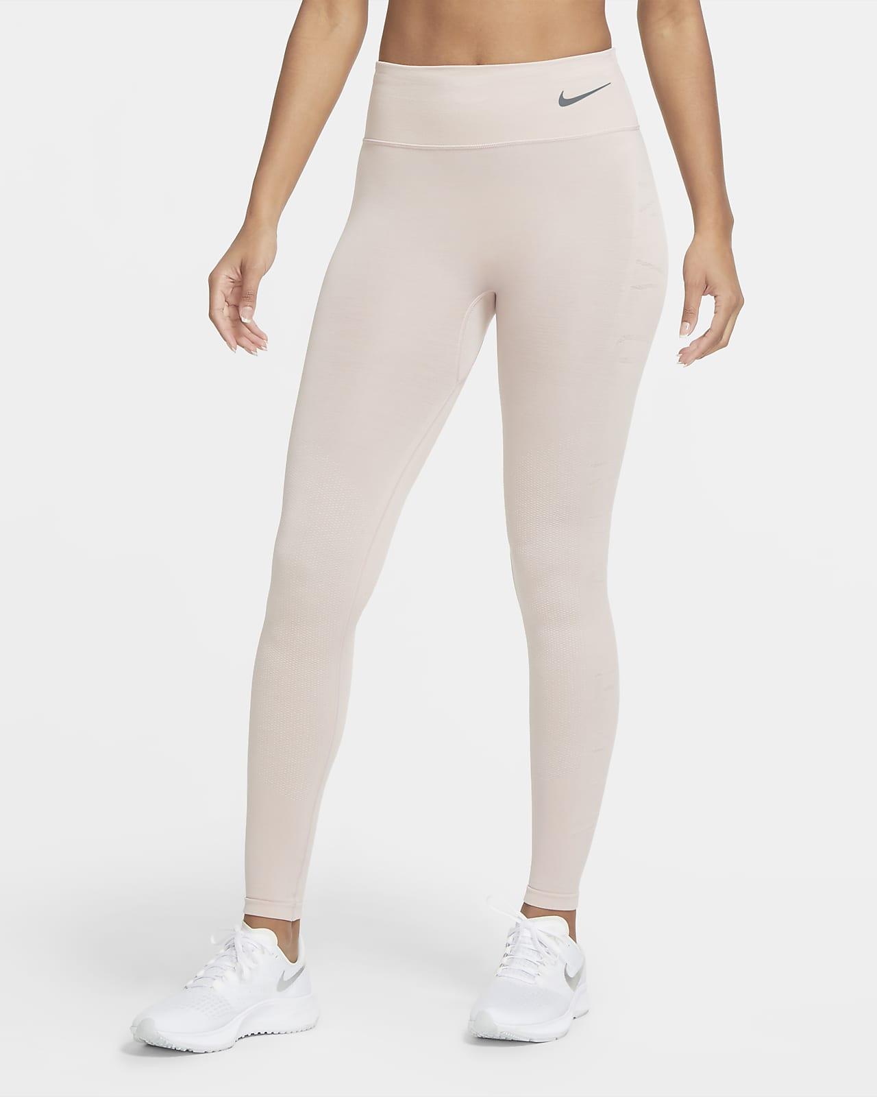 Nike Epic Luxe Run Division Women's Mid-Rise Wool Running Leggings