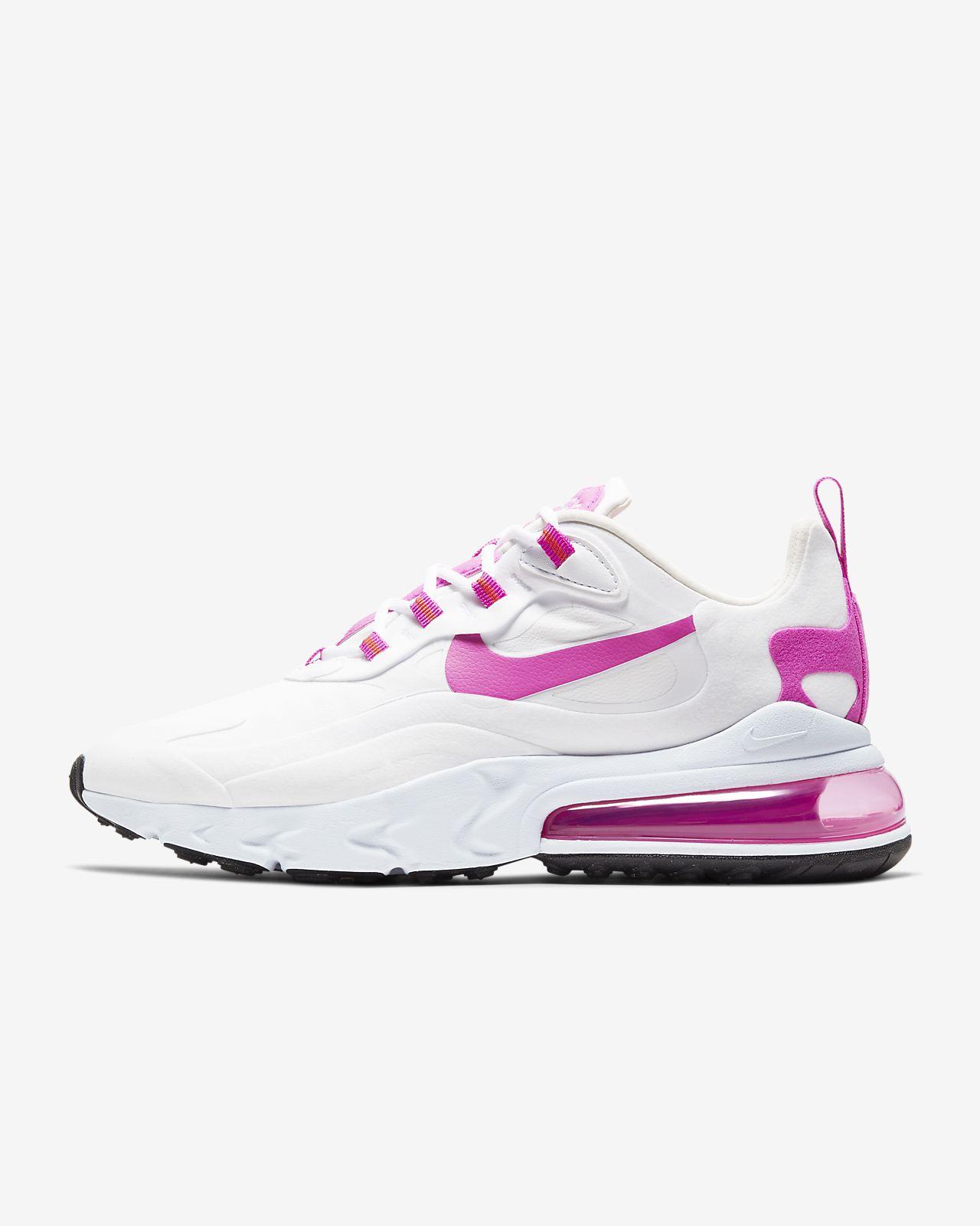 Nike Air Max 270 React Zapatillas Mujer