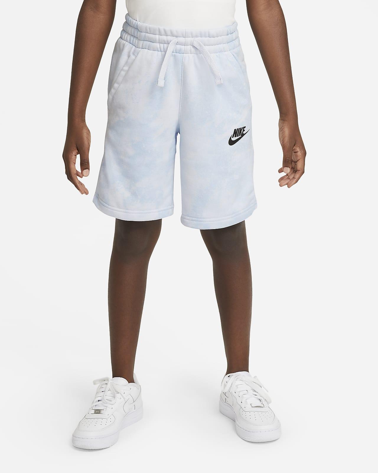 Nike Sportswear Magic Club 大童 (男童) 紮染短褲