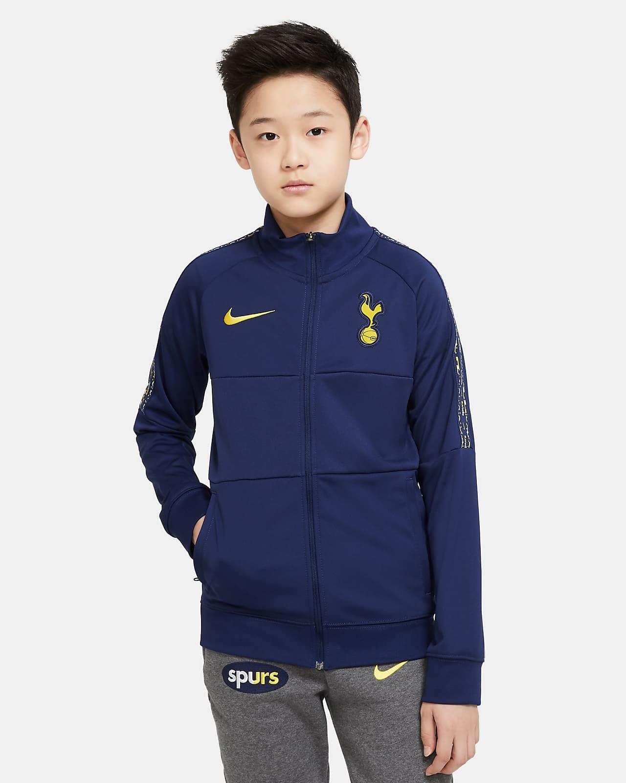 Veste de survêtement de football Tottenham Hotspur pour Enfant plus âgé
