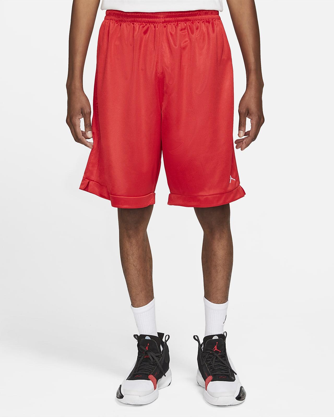 Short de basketball Jordan Practice pour Homme