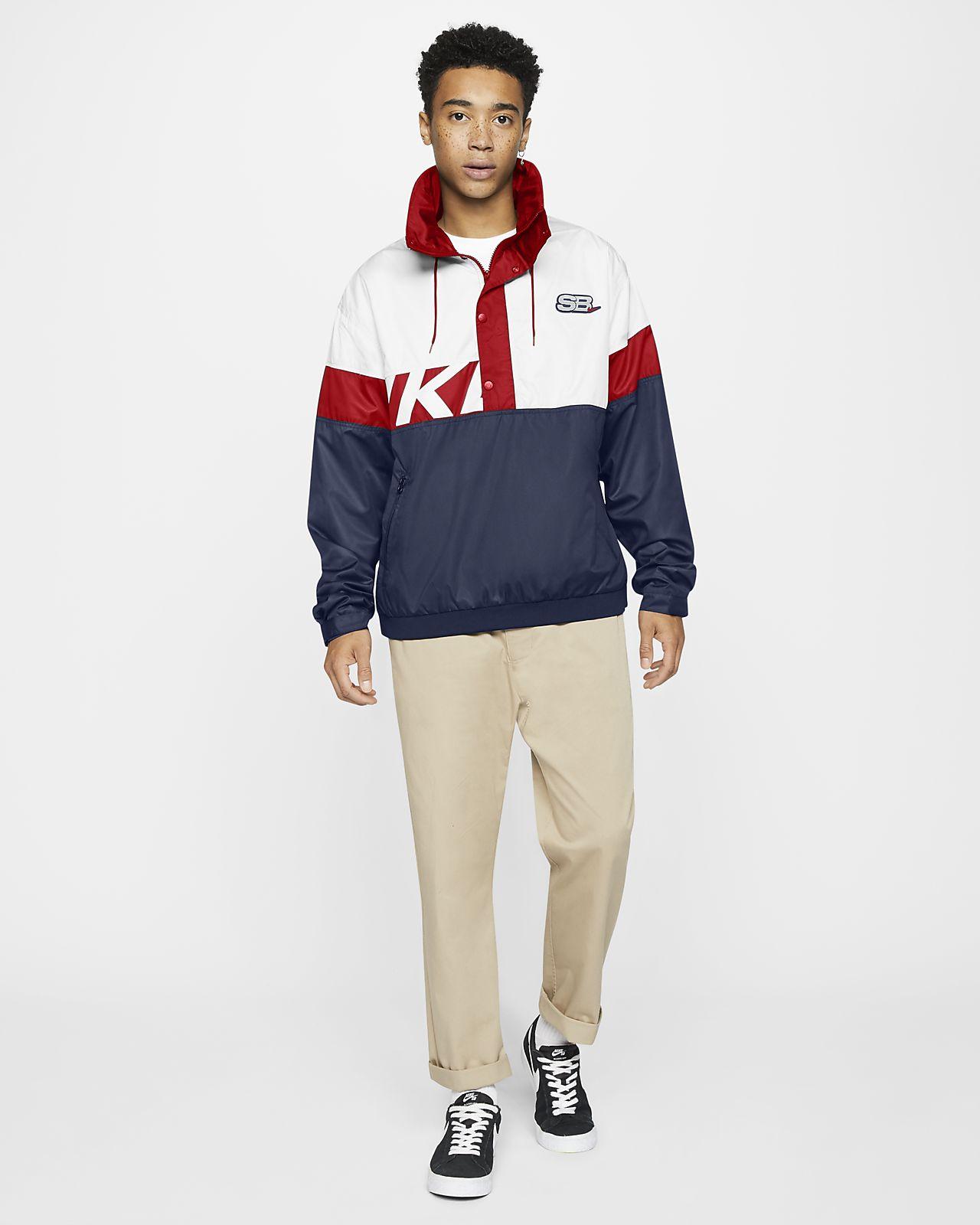 nike white anorak Shop Clothing & Shoes Online