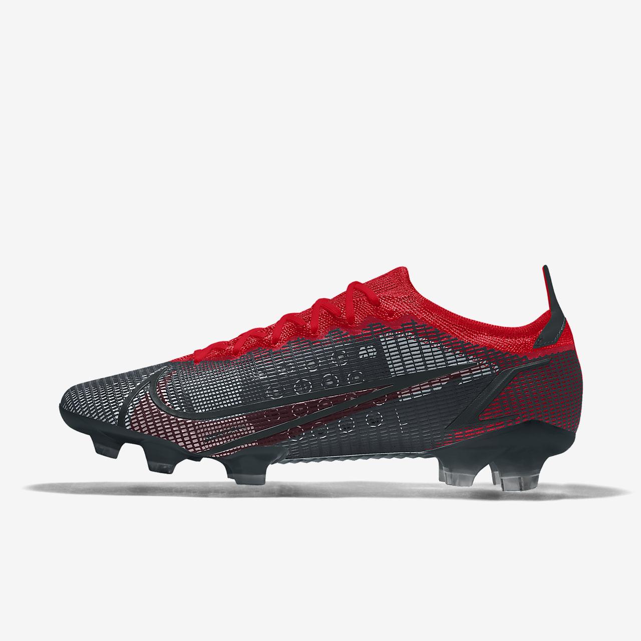 Scarpa da calcio personalizzabile Nike Mercurial Vapor 14 Elite By You