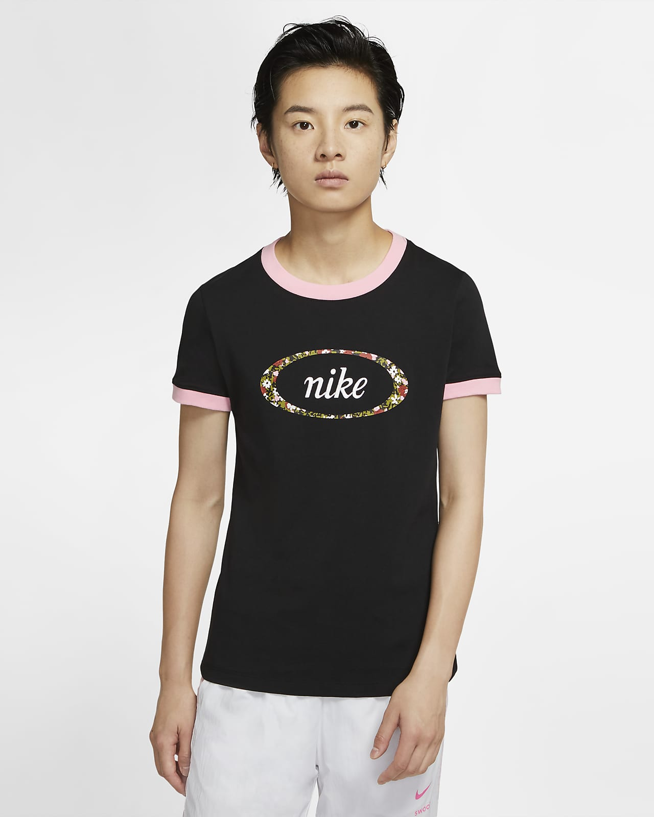 Nike Sportswear Femme Women's Ringer T-Shirt