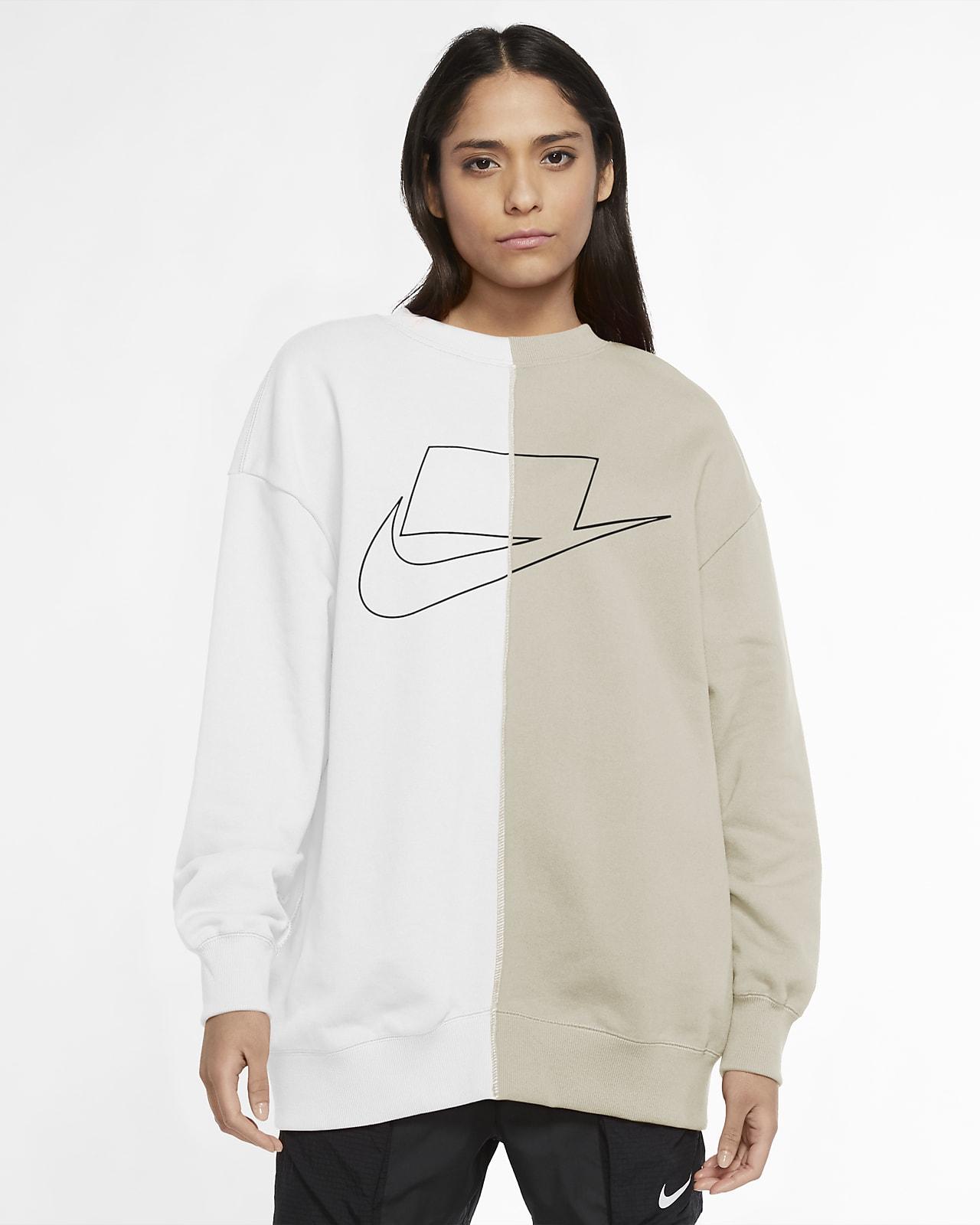 Dámská mikina Nike Sportswear NSW s kulatým výstřihem