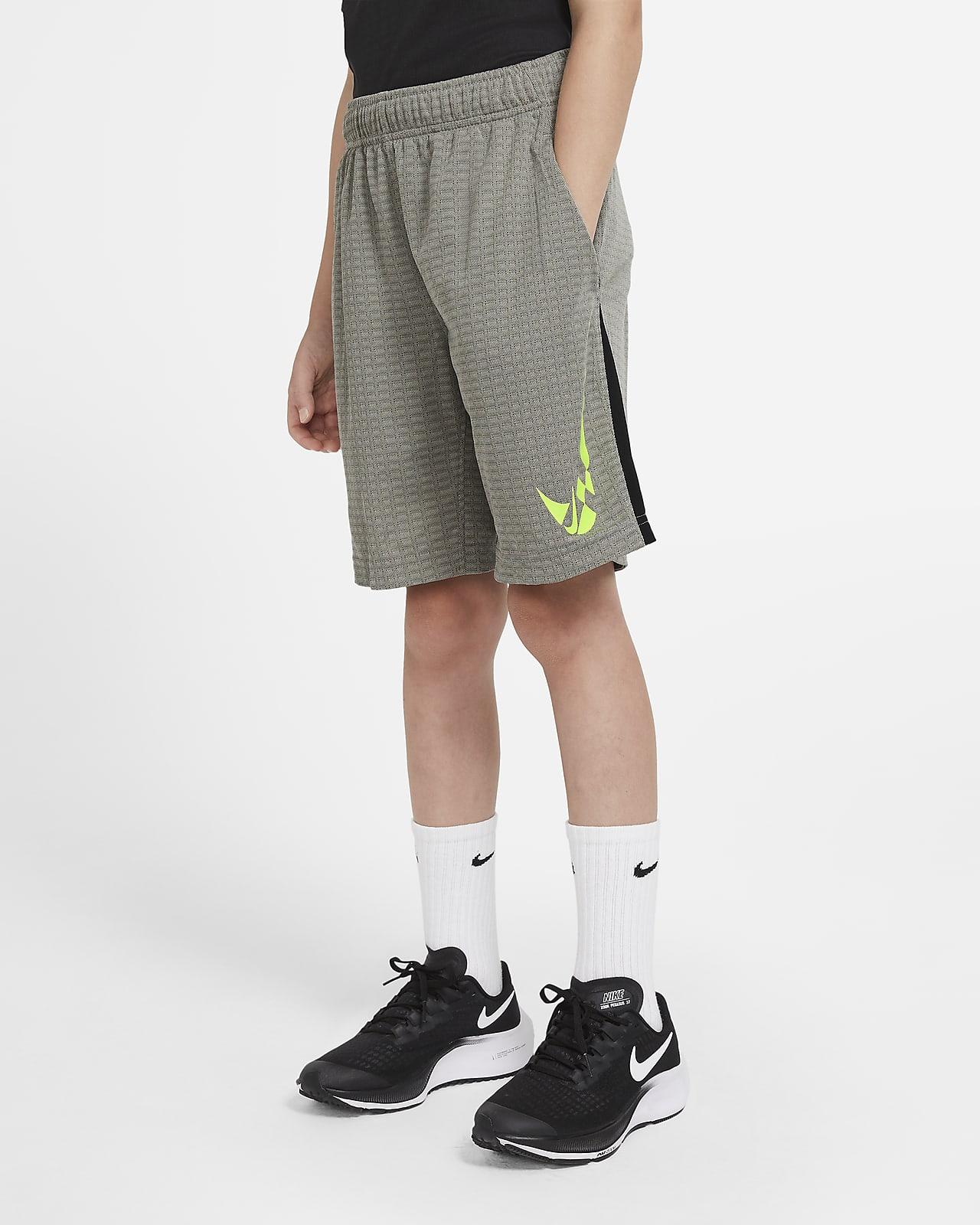 Nike Dri-FIT Older Kids' (Boys') Graphic Training Shorts