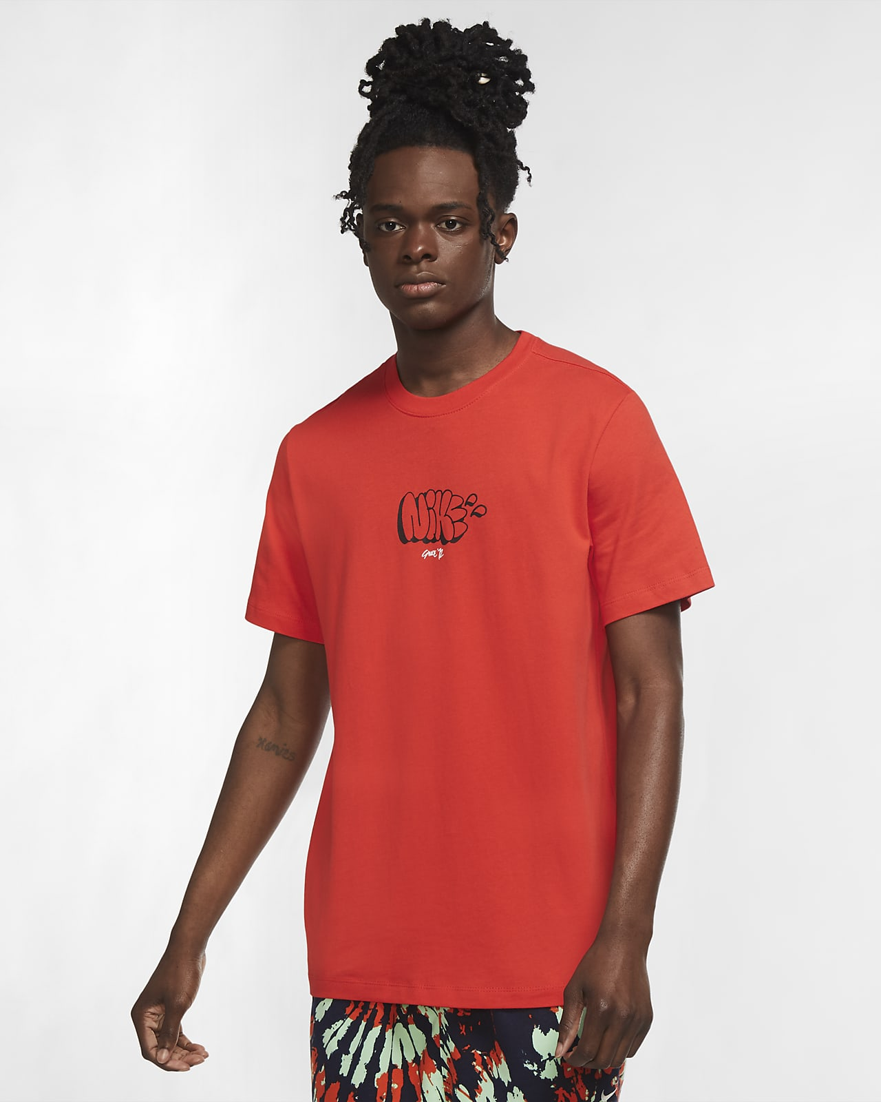 Nike Exploration Series Men's Basketball T-Shirt