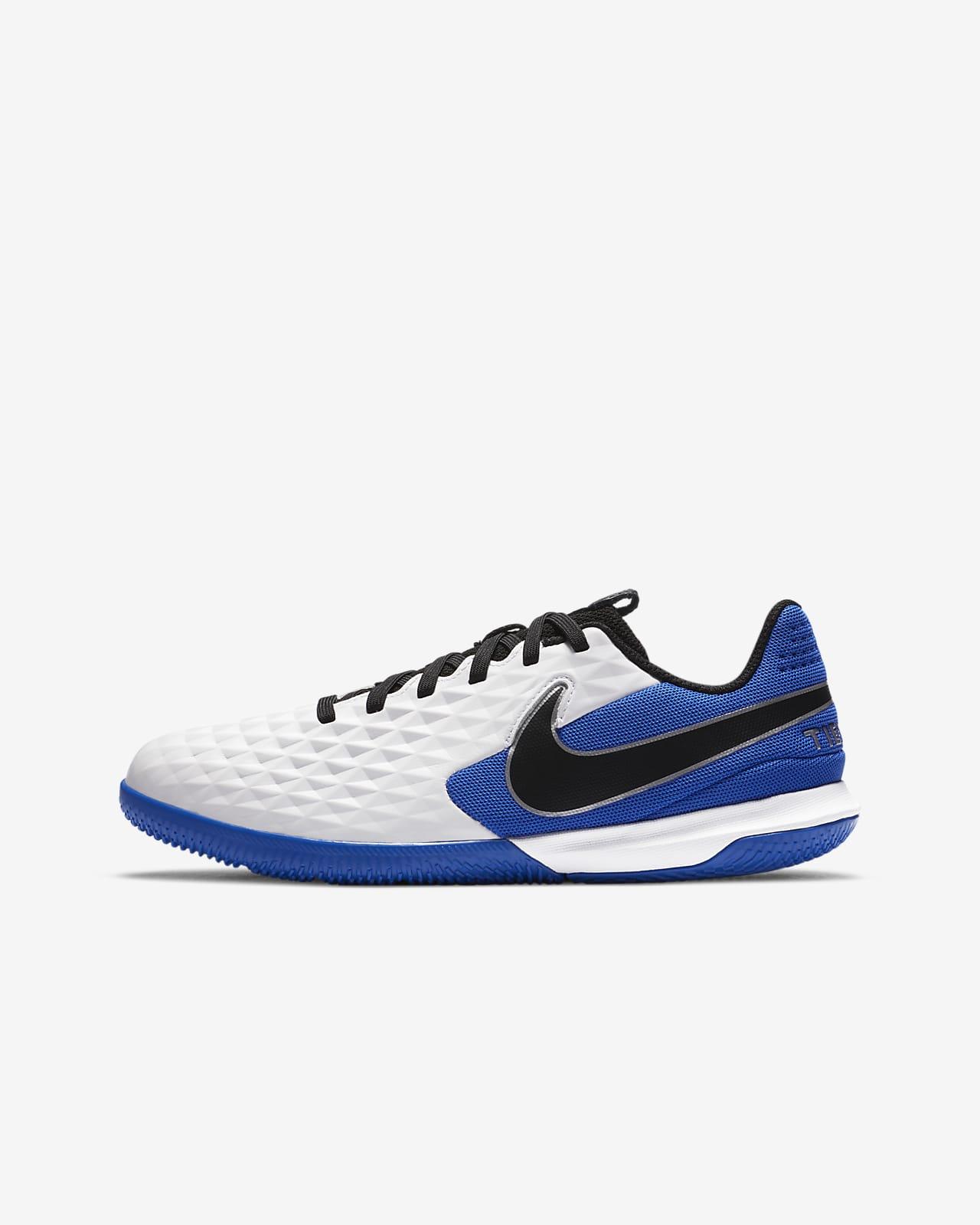 Nike Jr. Tiempo Legend 8 Academy IC Younger/Older Kids' Indoor/Court Football Shoe