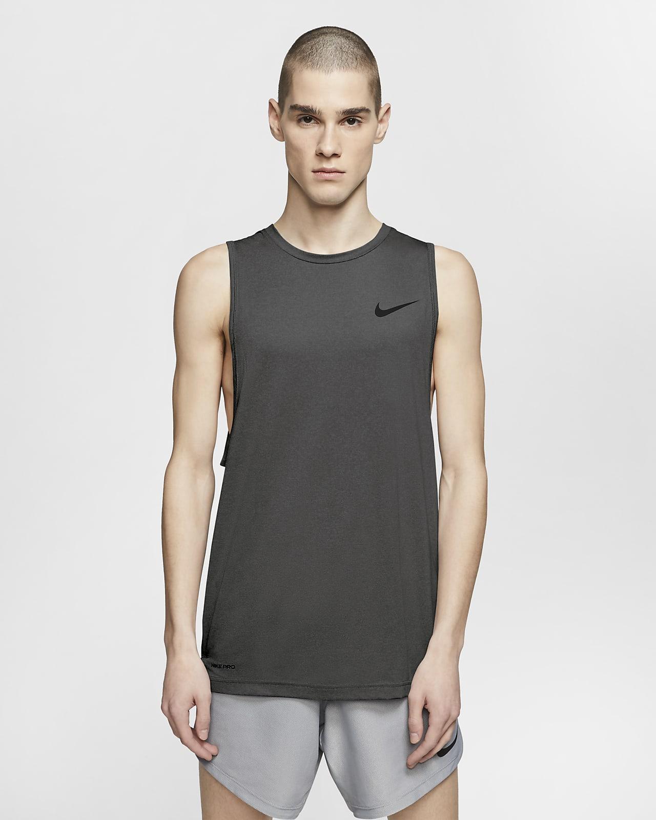Nike 男款訓練背心