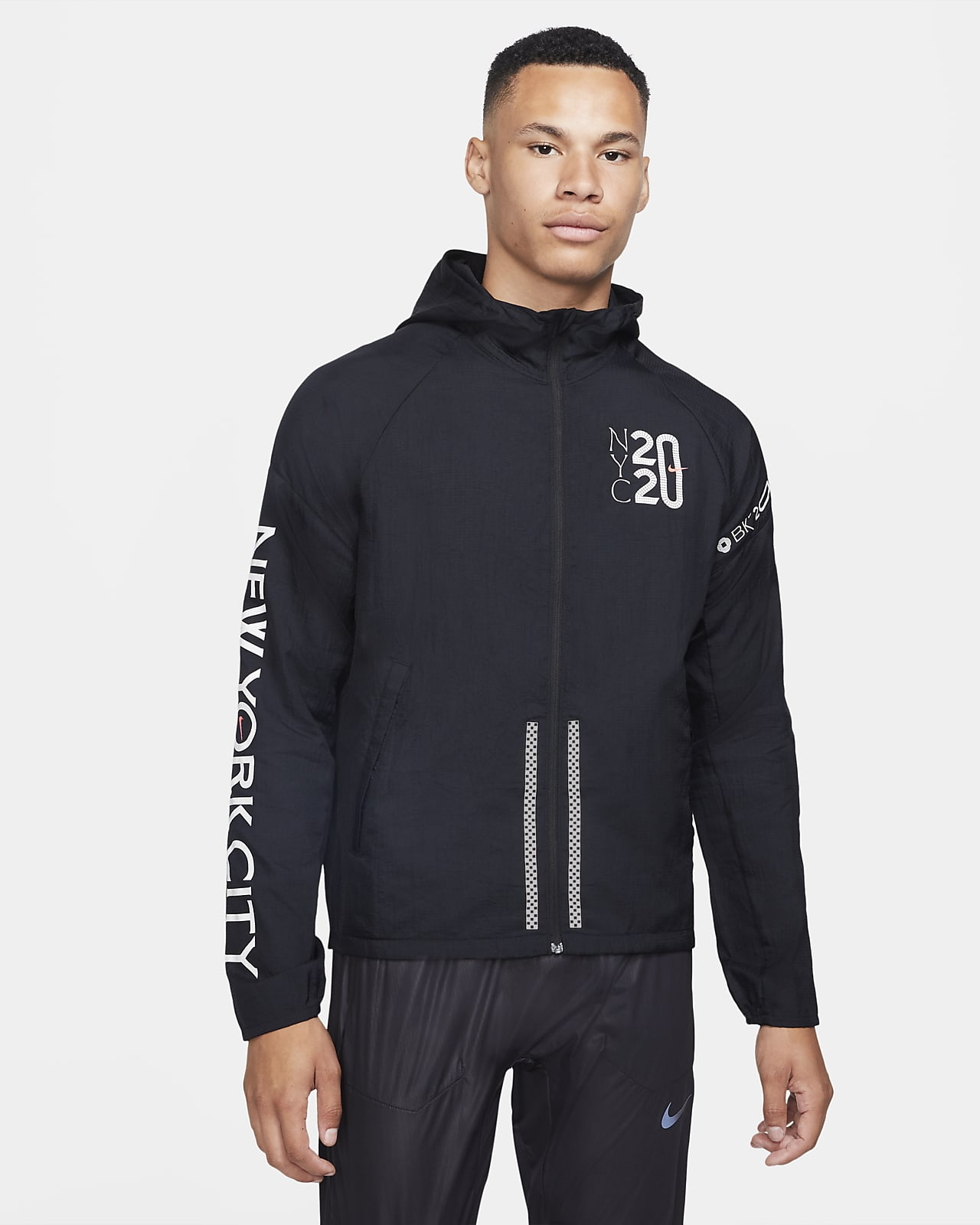 Nike Essential NYC Men's Running Jacket