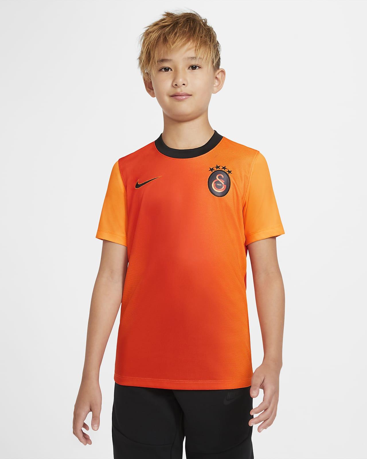 Camiseta de fútbol para niños talla grande Galatasaray Third