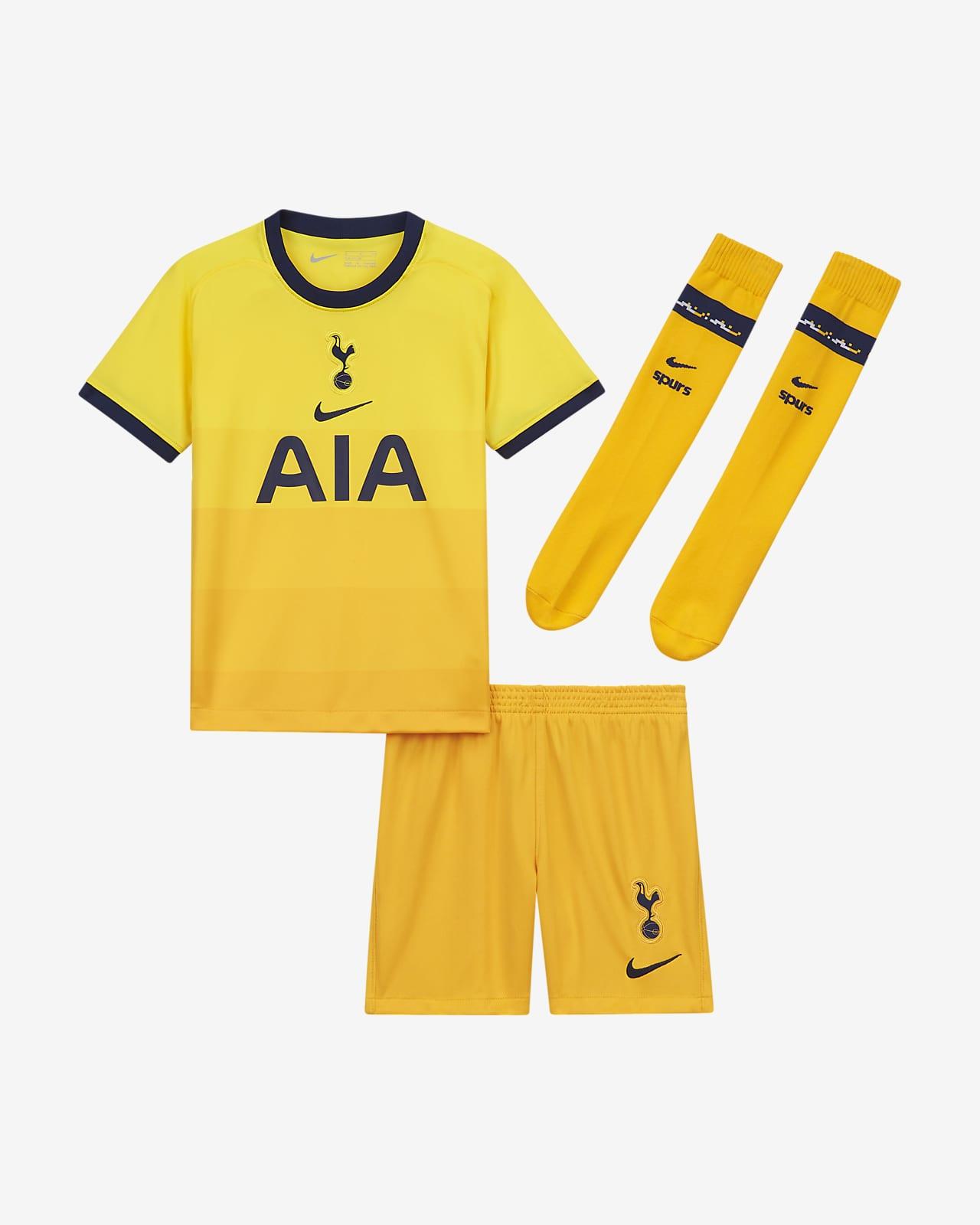 Fotbollsställ Tottenham Hotspur 2020/21 Third för barn