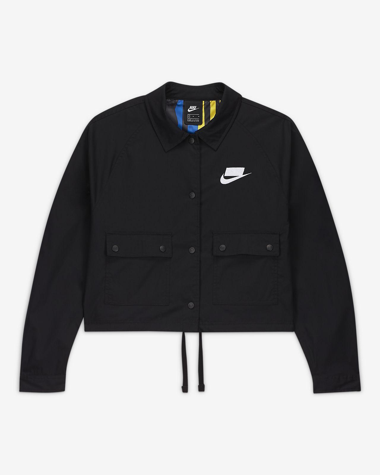 เสื้อแจ็คเก็ตผู้หญิง Nike Sportswear NSW