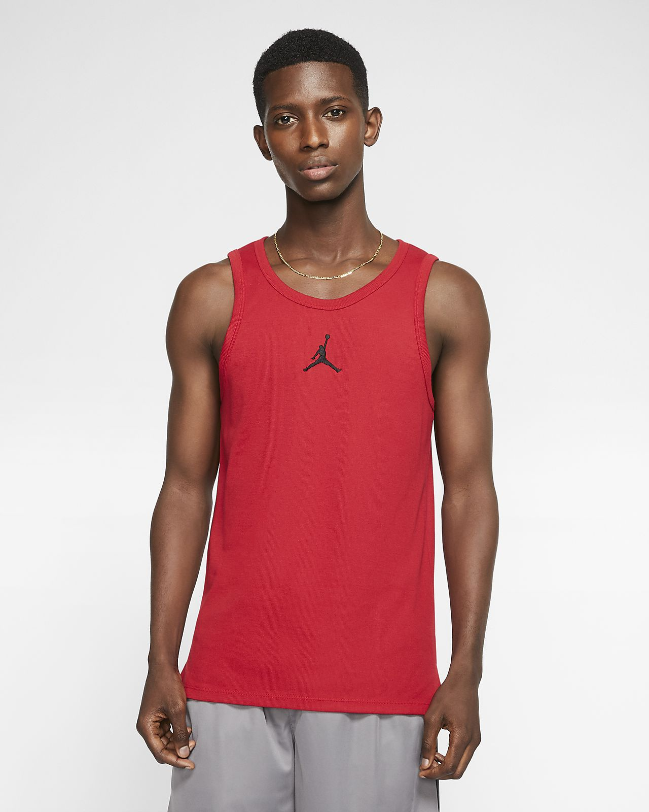 Camiseta de tirantes de básquetbol para hombre Jordan 23 Alpha Buzzer Beater
