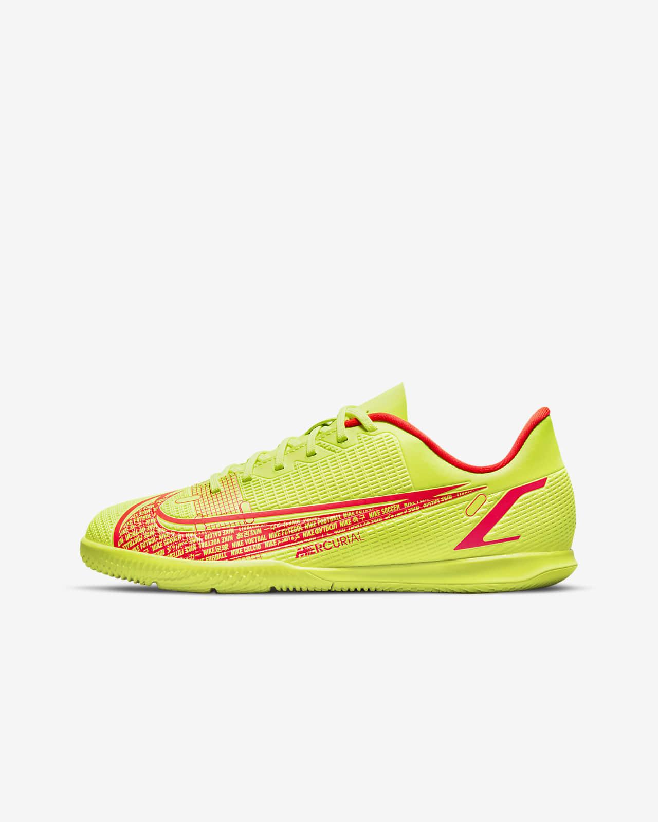 Nike Mercurial Vapor 14 Club IC fotballsko til innendørsbane/gate til små/store barn