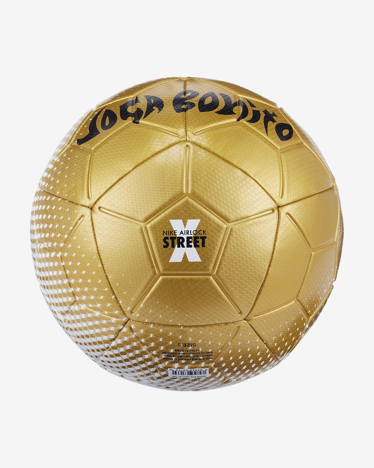 Balón de fútbol Nike Airlock Street X Joga