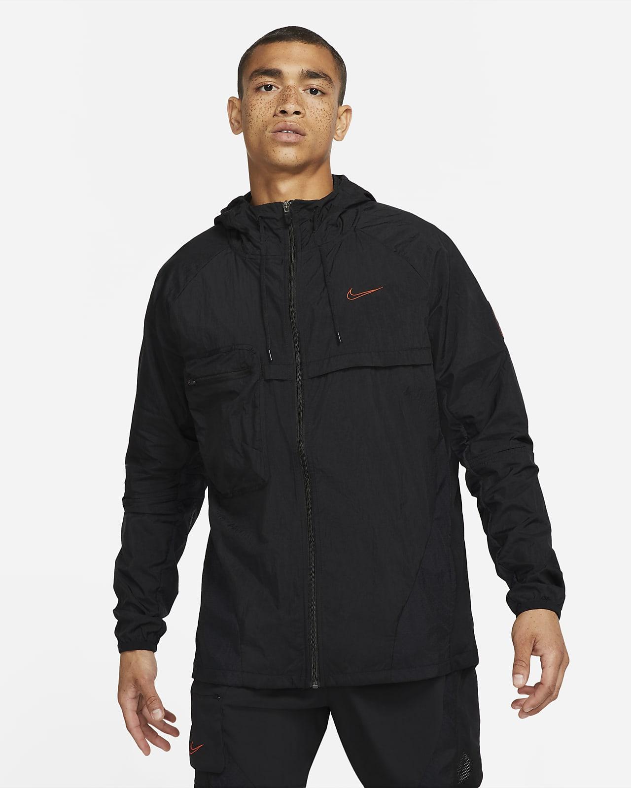 Nike Chaqueta de entrenamiento con cremallera completa - Hombre