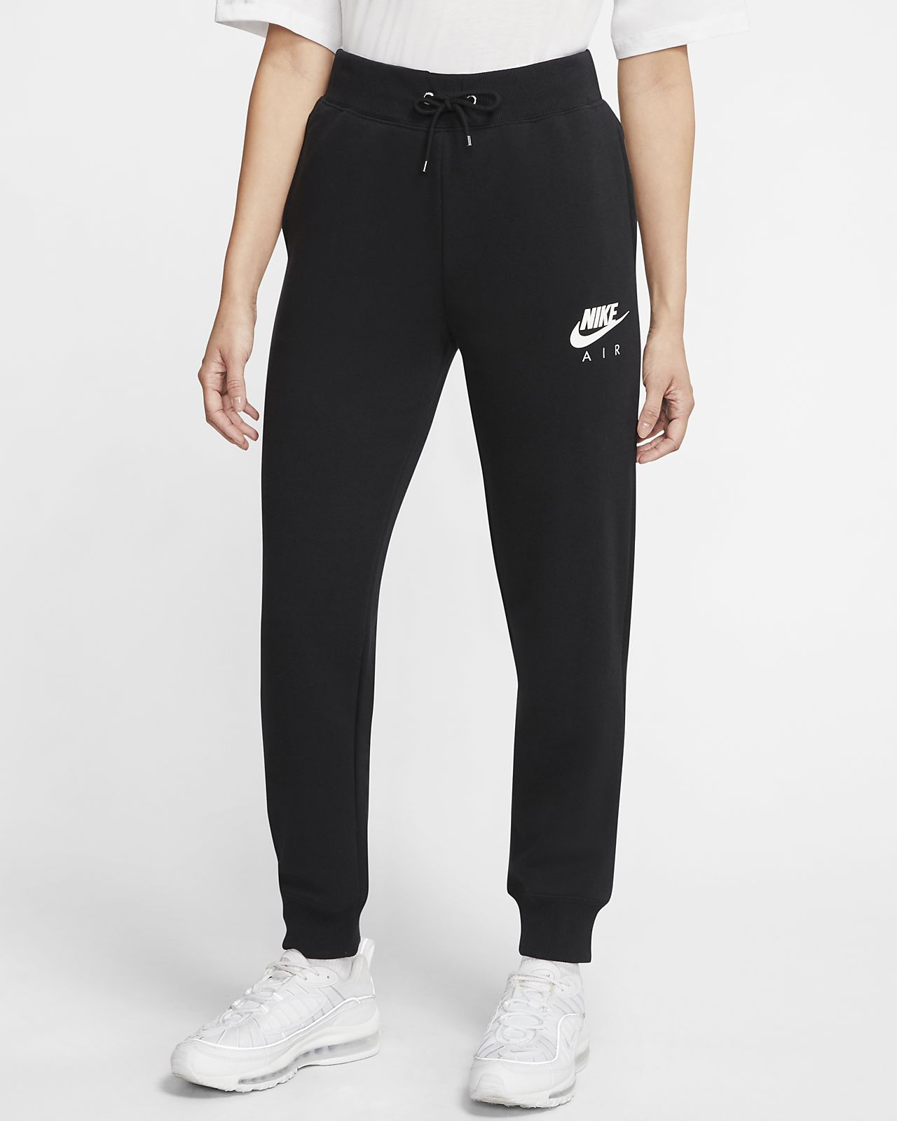 Nike Air Pantalons de teixit Fleece - Dona