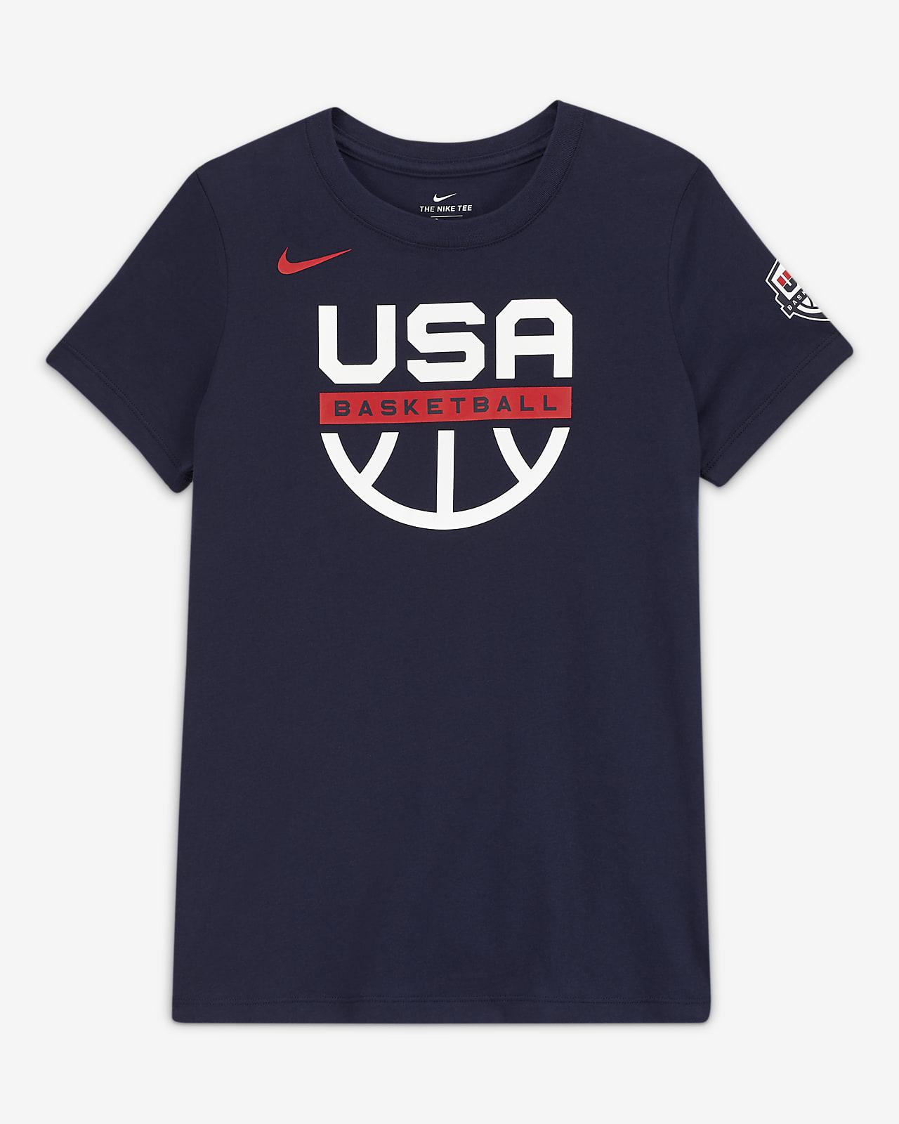 USAB Women's Basketball Training T-Shirt