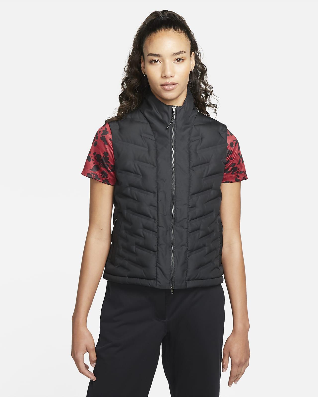 Nike Therma-FIT ADV Repel Women's Full-Zip Golf Vest