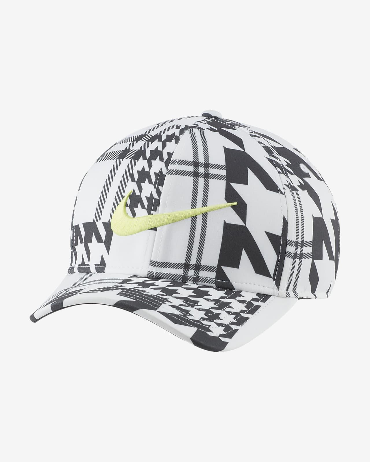 Бейсболка для гольфа с принтом Nike AeroBill Classic99
