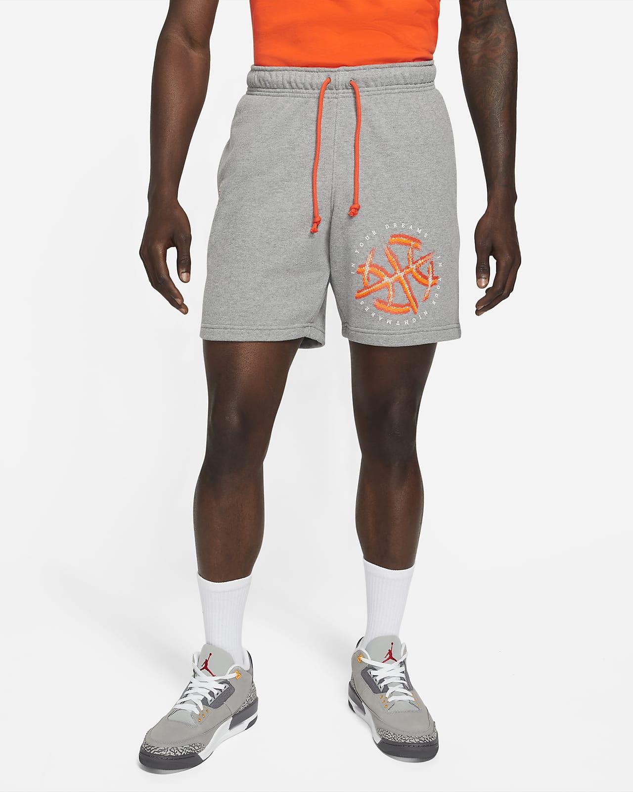 Short en tissu Fleece Jordan sport DNA pour Homme