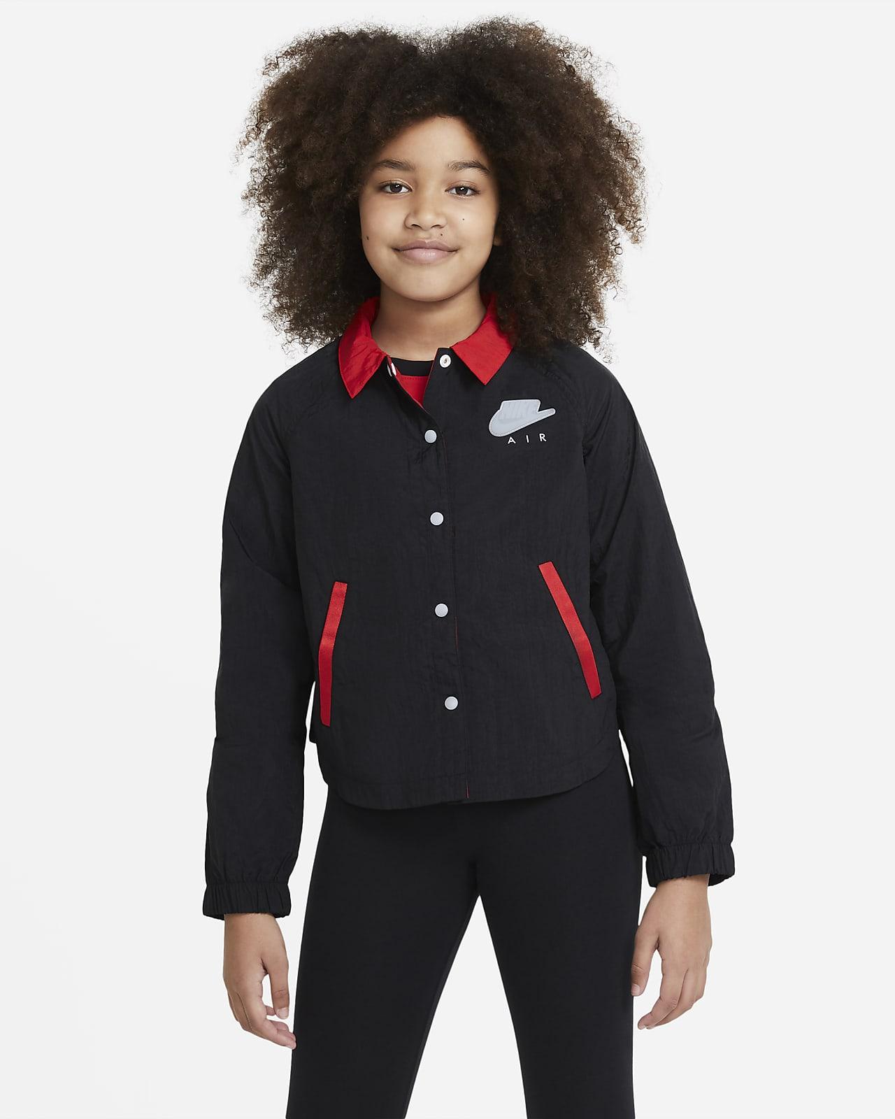 Nike Air kabát nagyobb gyerekeknek (lányok)