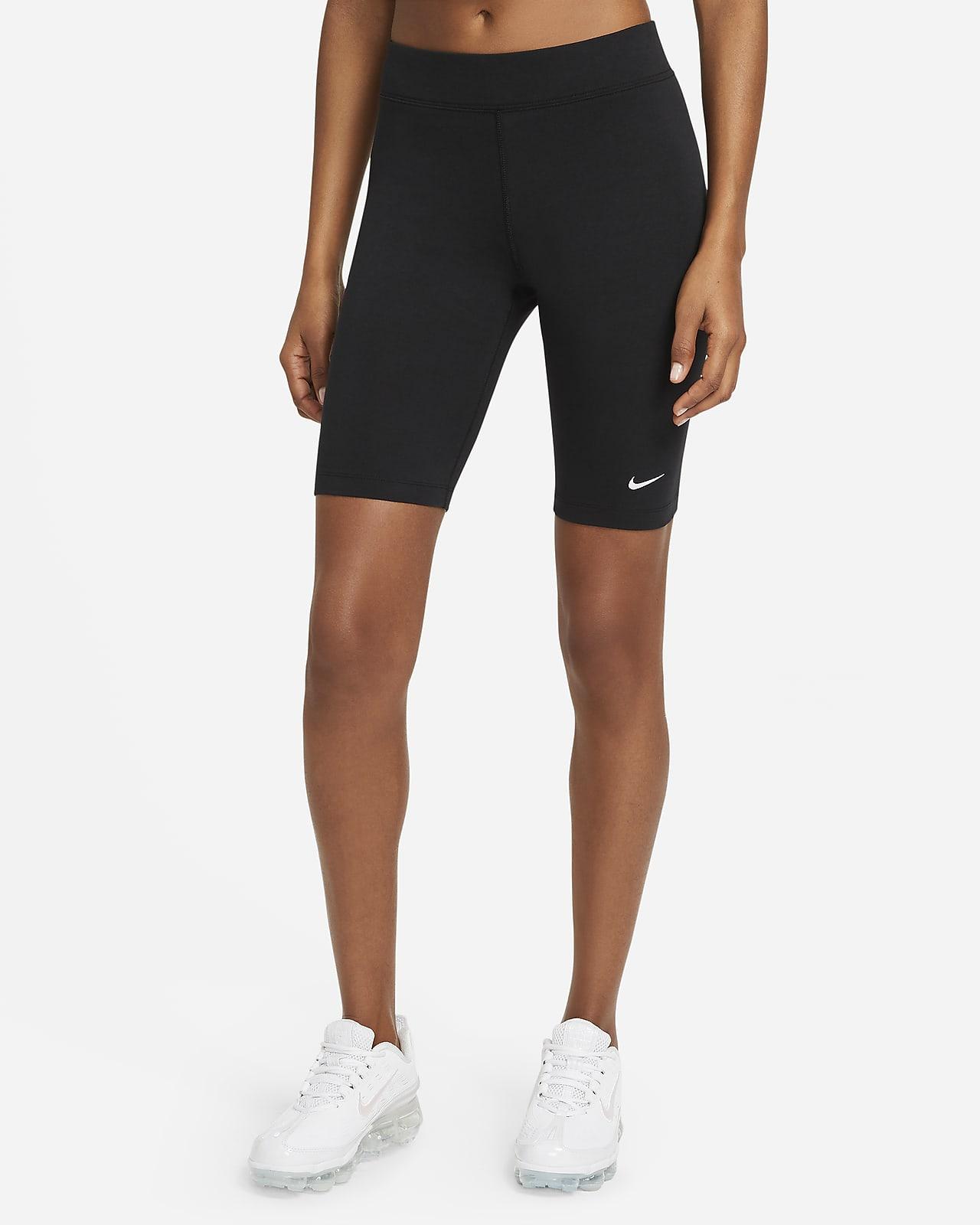 Damskie spodenki do jazdy na rowerze Nike Sportswear Essential