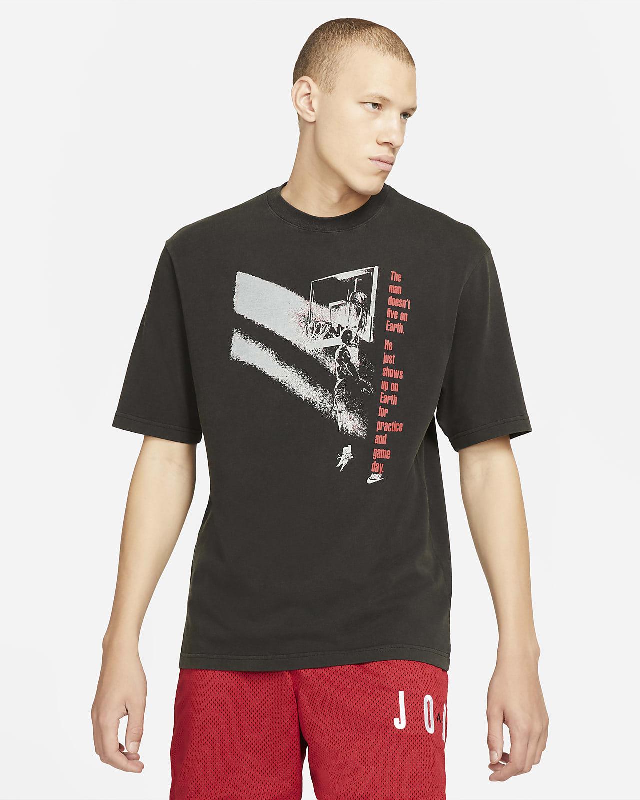 Jordan Flight 男款短袖圖樣 T 恤