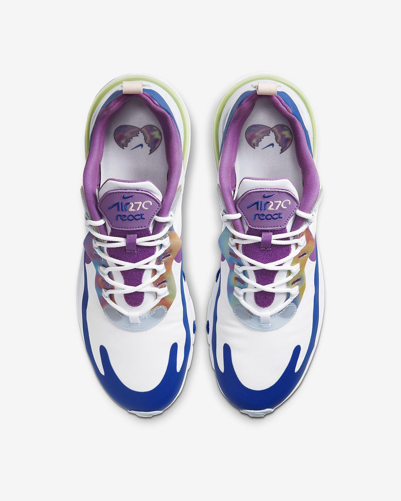 Calzado para hombre Nike Air Max 270 React Easter