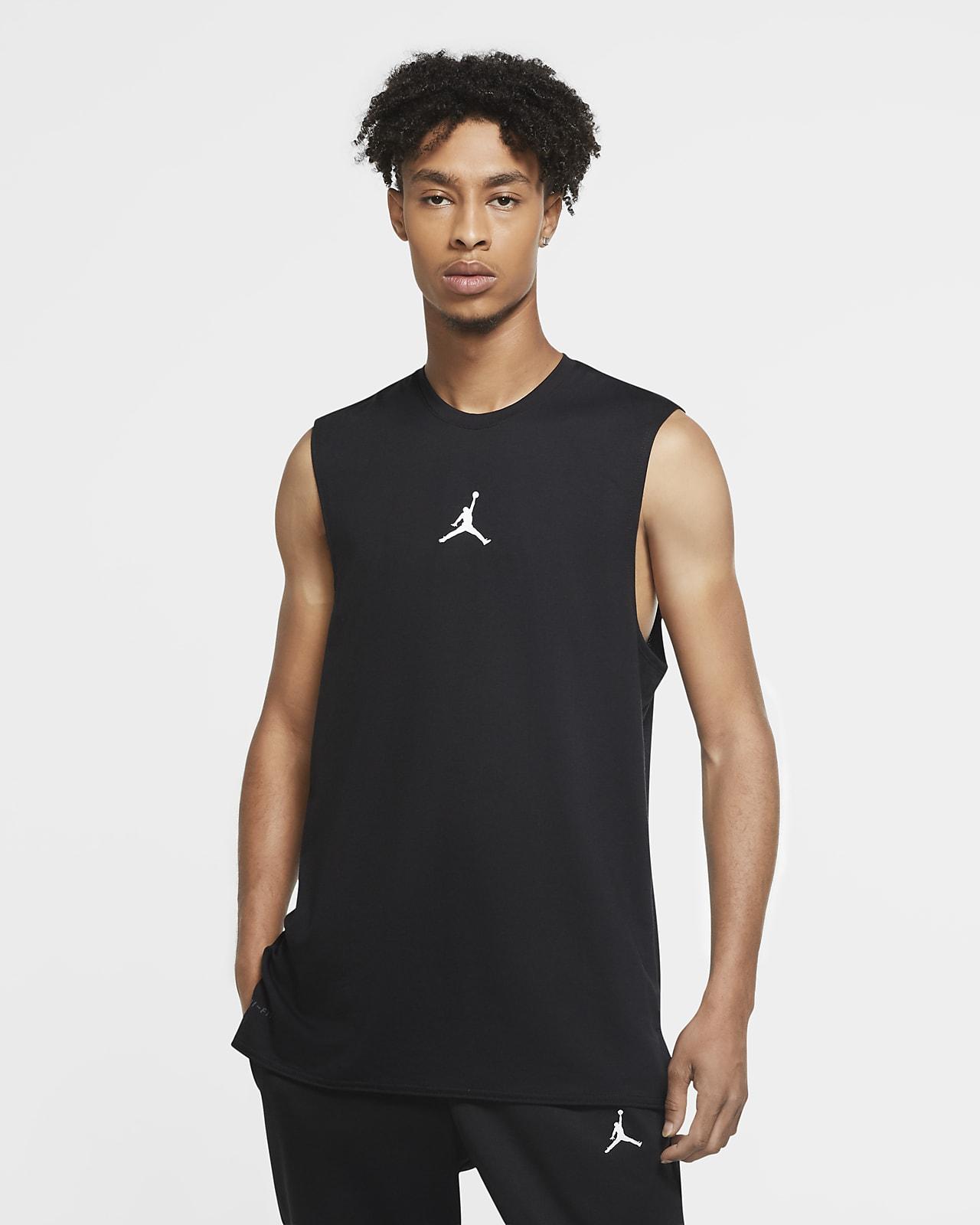 เสื้อเทรนนิ่งแขนกุดผู้ชาย Jordan Air