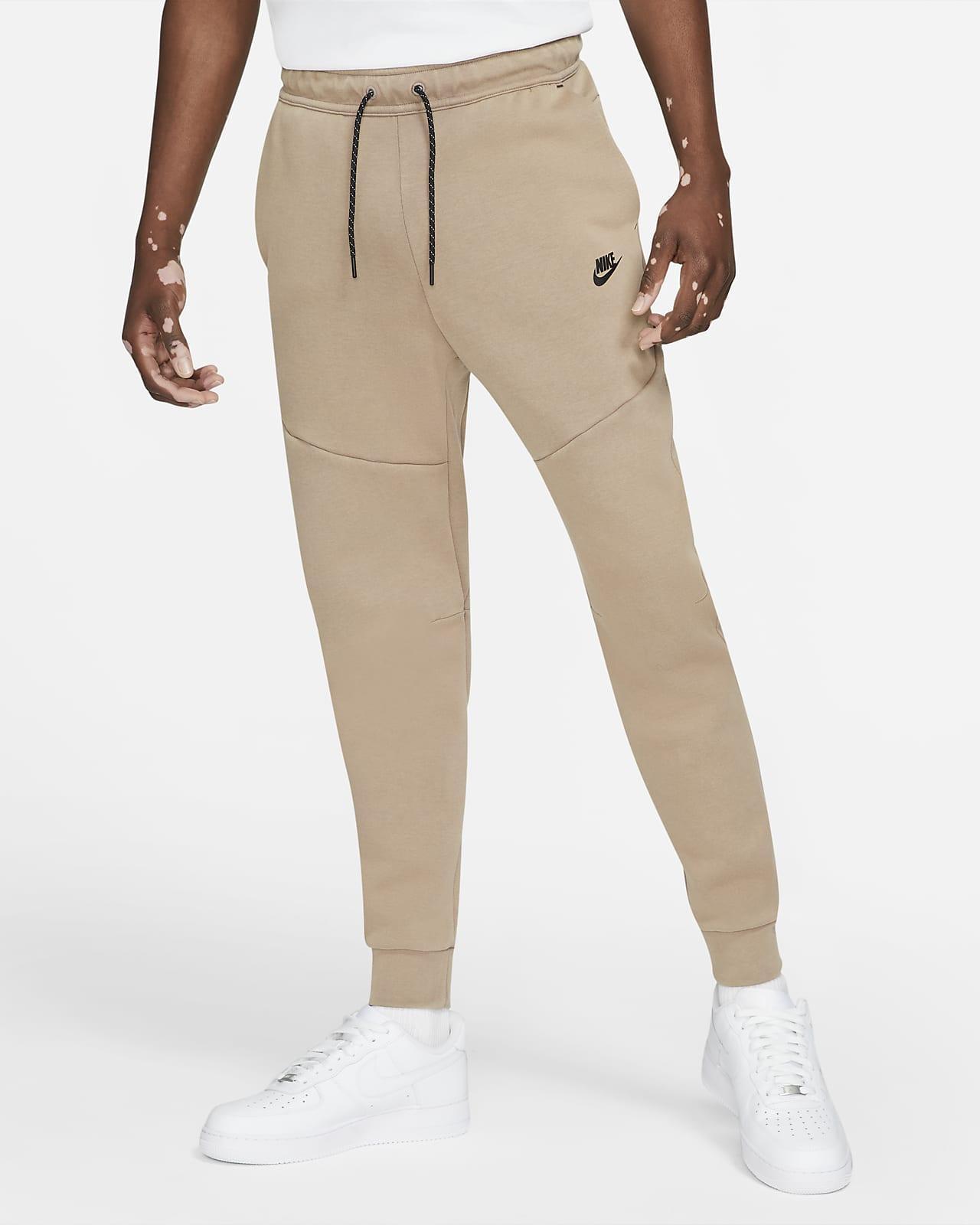 Pantalones de entrenamiento desteñidos para hombre Nike Sportswear Tech Fleece