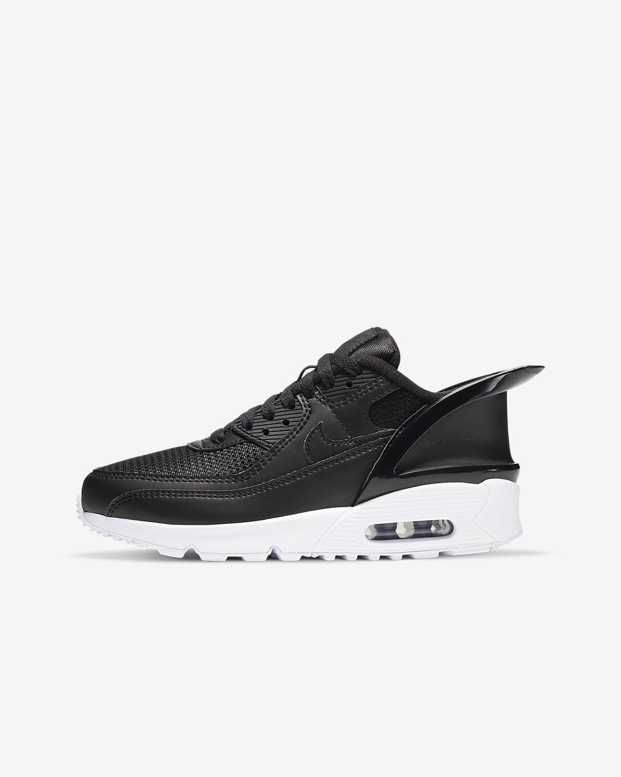 Кроссовки для школьников Nike Air Max 90 FlyEase