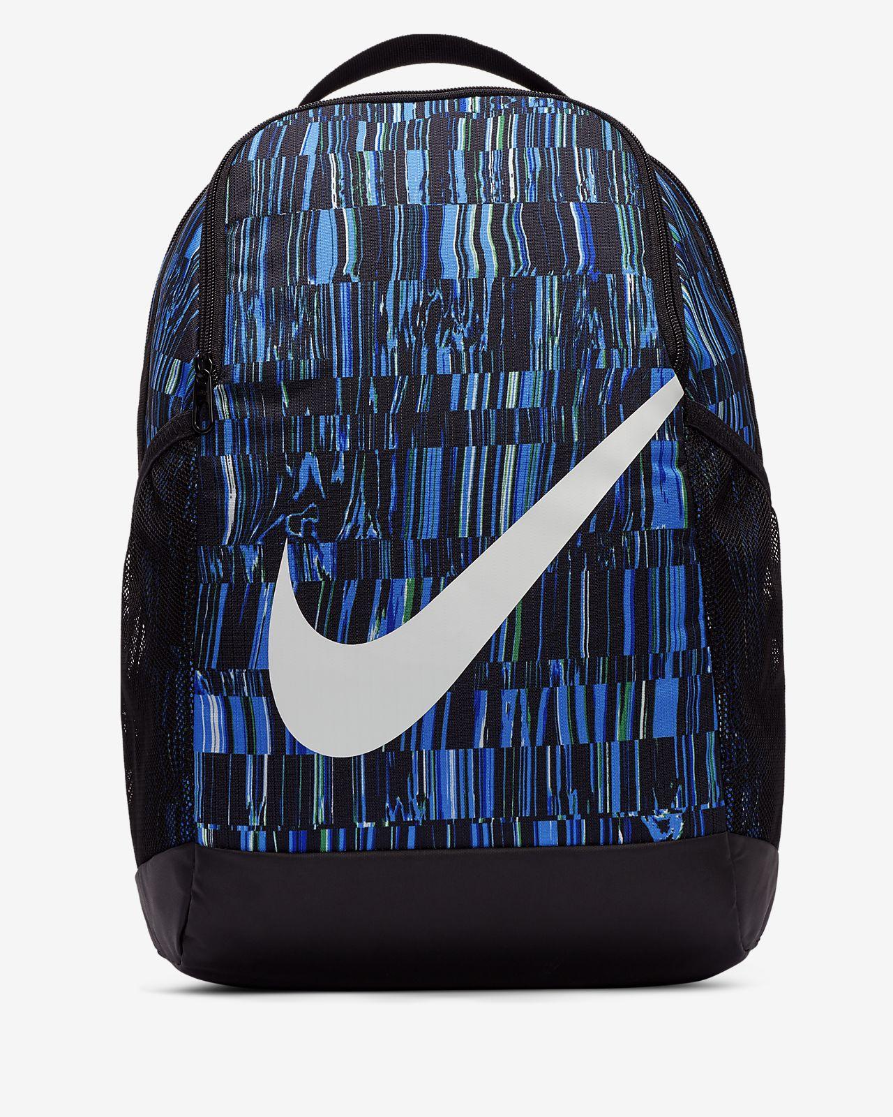 Nike Brasilia Kinder Rucksack mit Print
