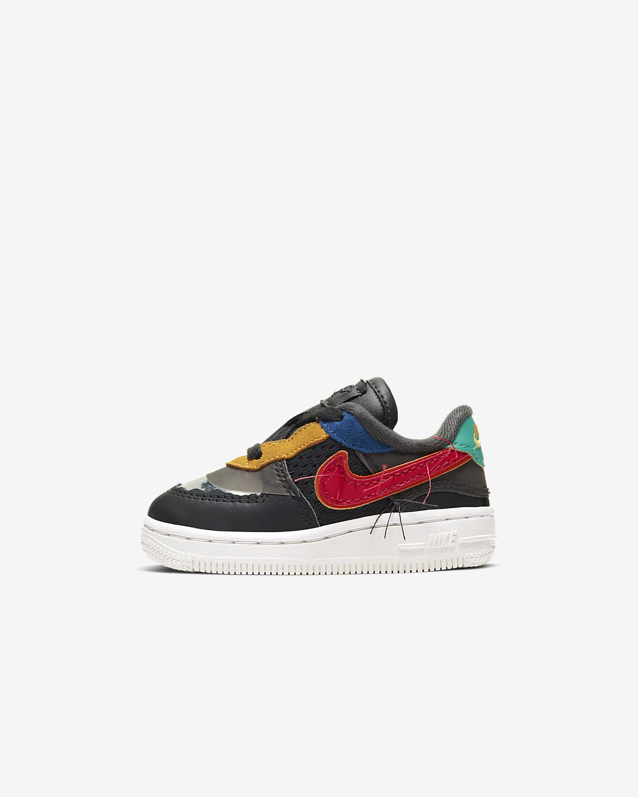 Nike Force 1 Black History Month Baby/Toddler Shoe