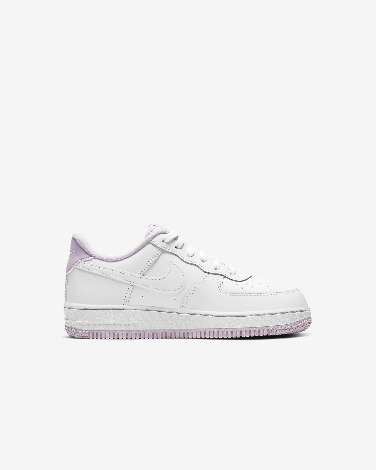 nike air force 1 big kids shoe white