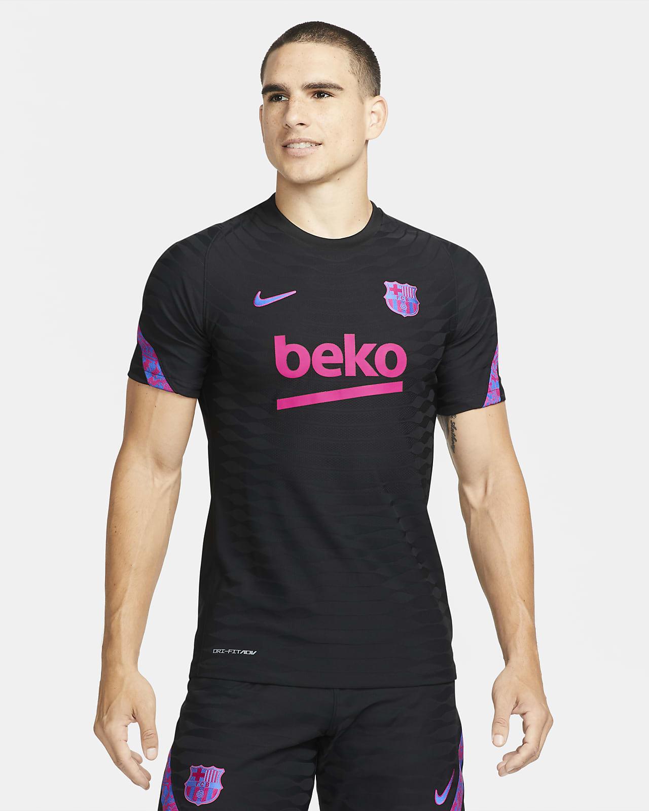 Haut de football Nike Dri-FIT ADV FC Barcelona Strike Elite pour Homme